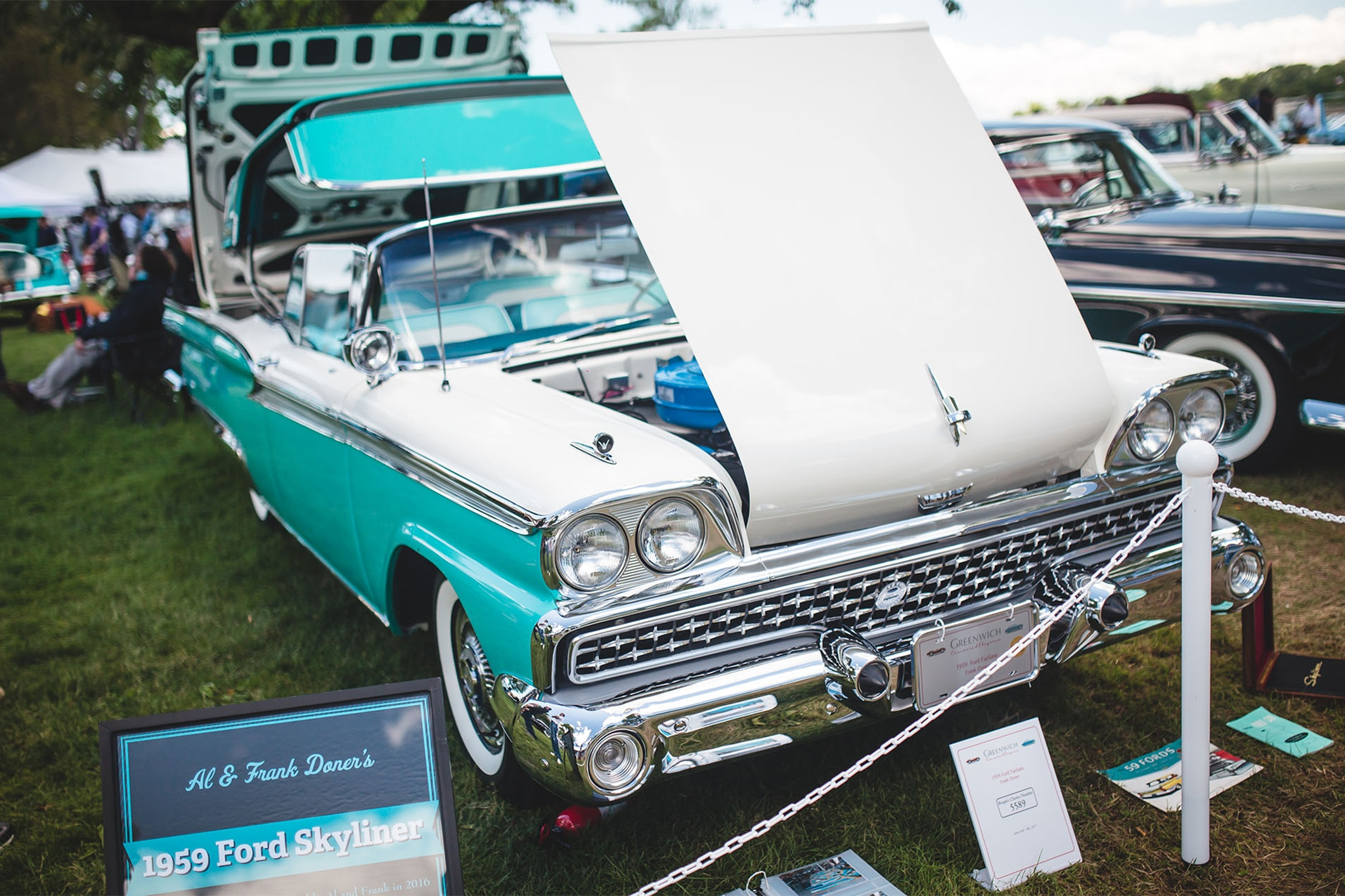 10 Notable Classics From the 2017 Greenwich Concours Americana