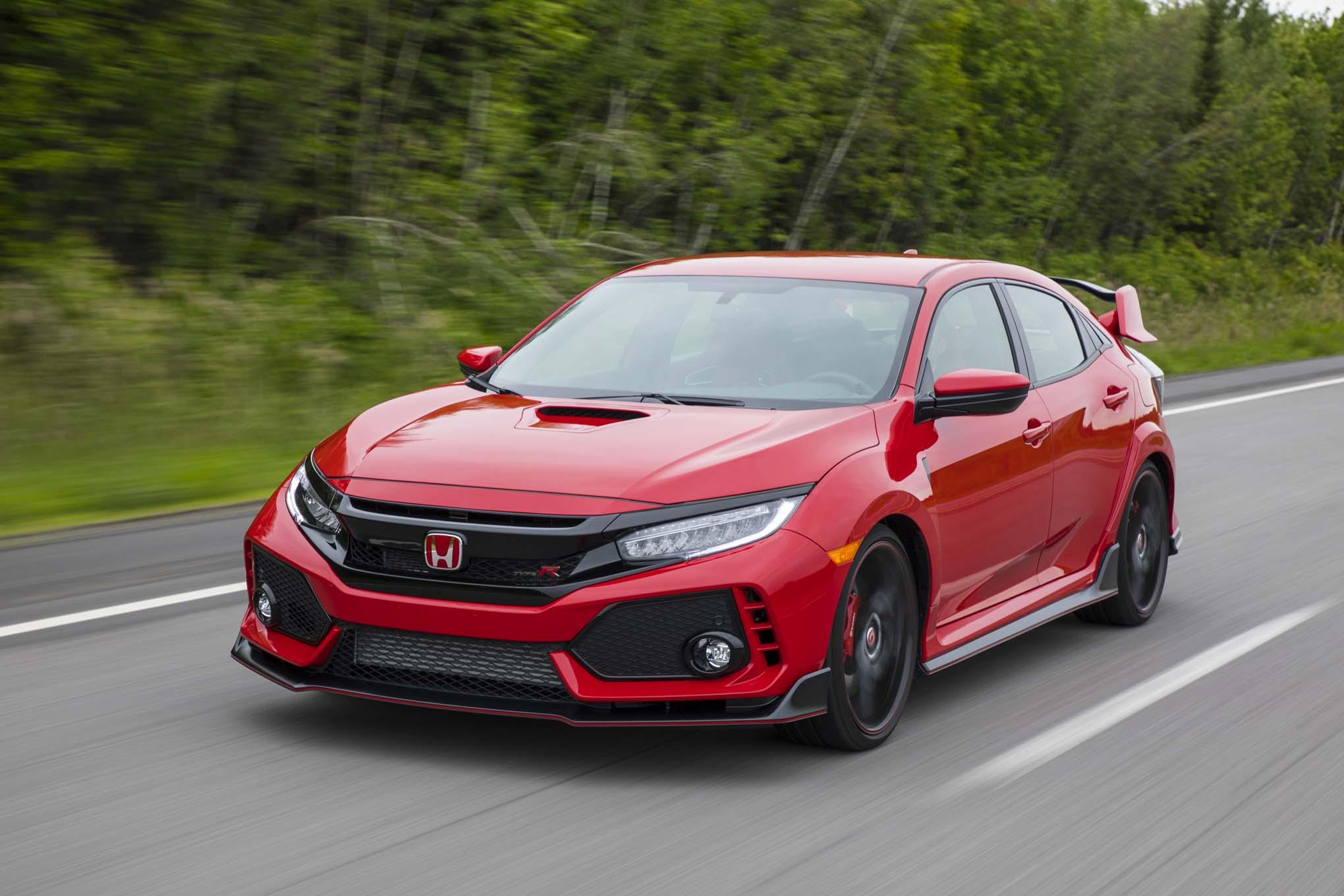 2017 Honda Civic Type R: Pro Racer's Analysis | Automobile Magazine