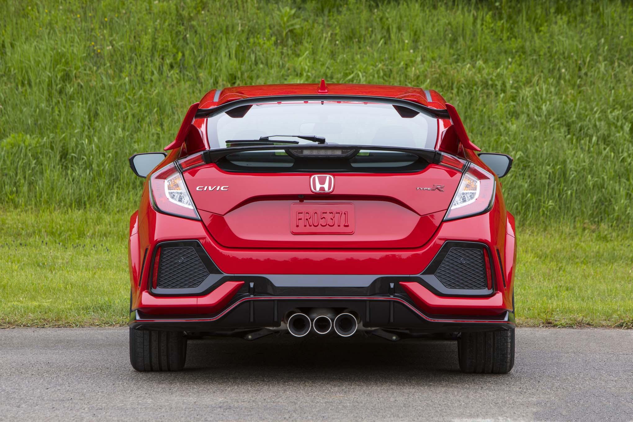 2017 Honda Civic Type R First Drive Automobile Magazine