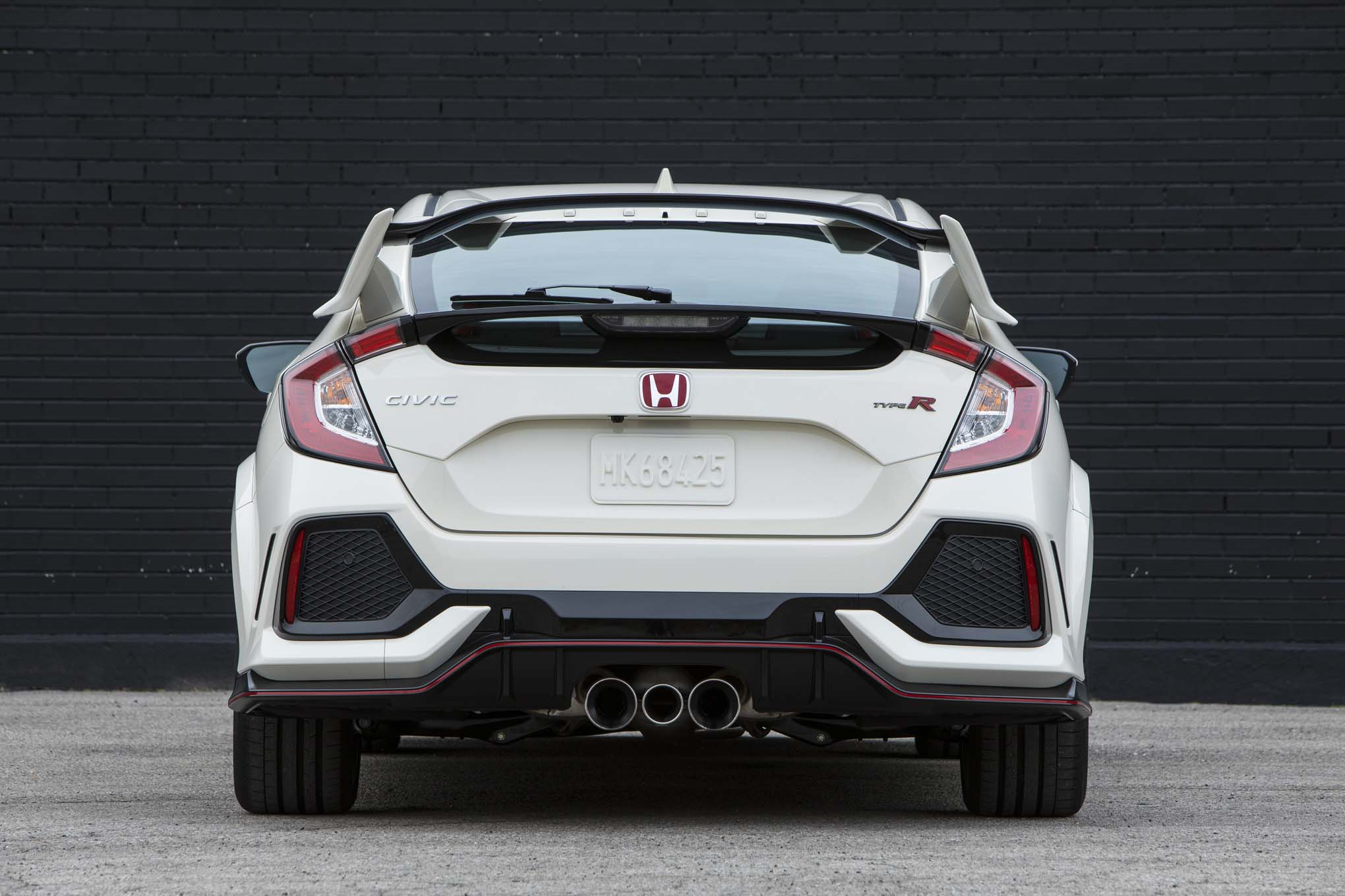 2017 Honda Civic Type R First Drive | Automobile Magazine