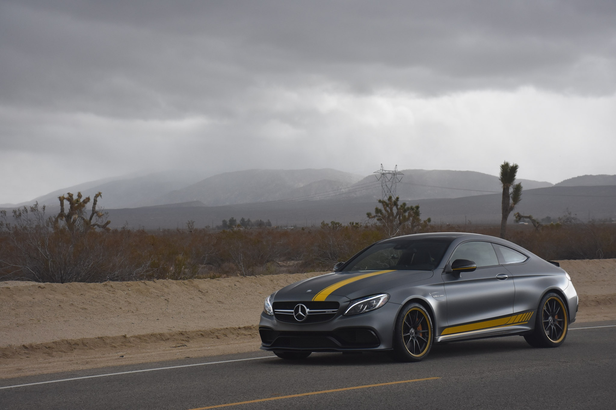 2017 Mercedes Benz C63 Amg S Coupe Is A Force Of Nature Automobile