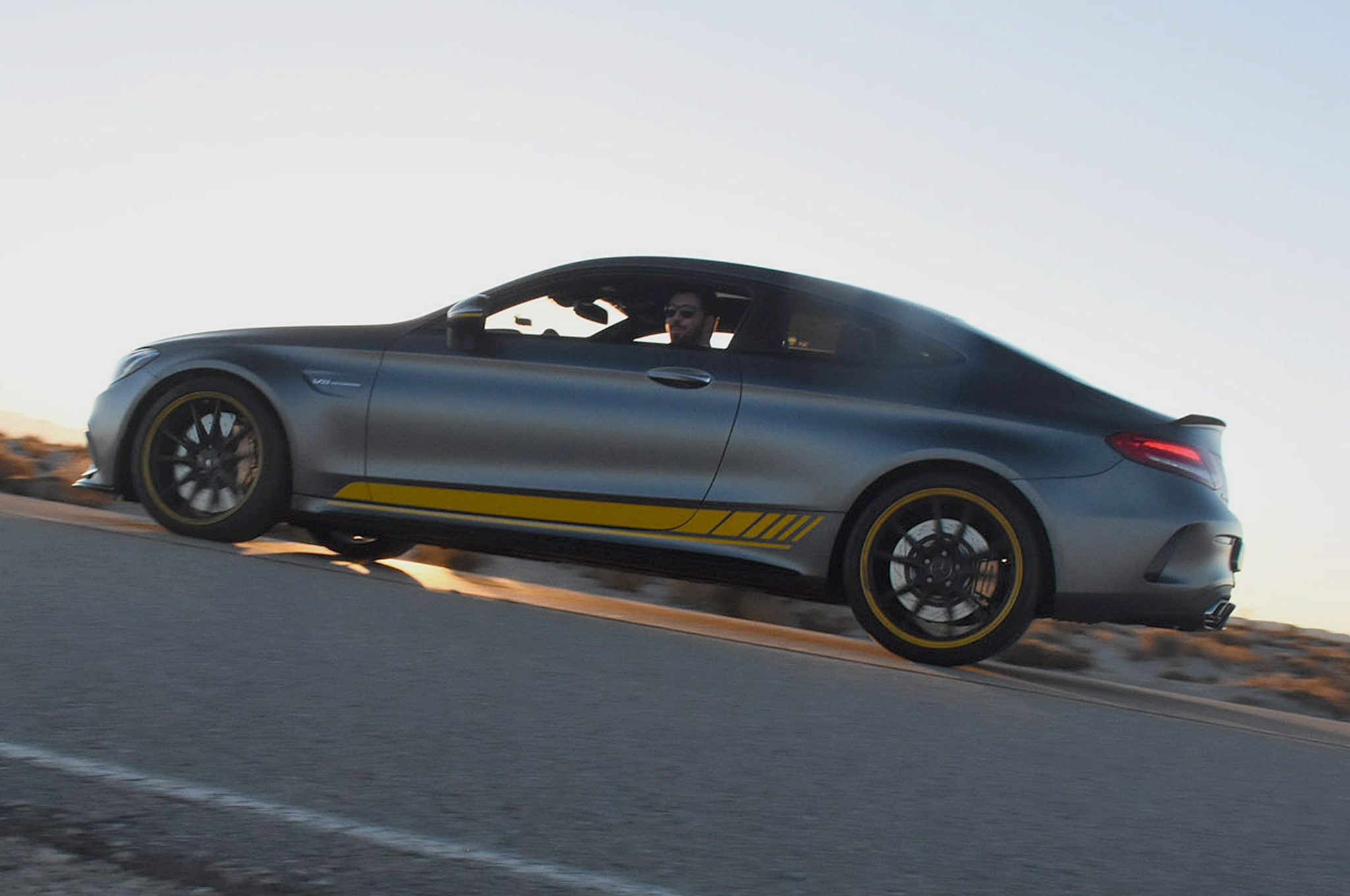 2017 Mercedes Benz C63 AMG S Coupe Is A Force Of Nature