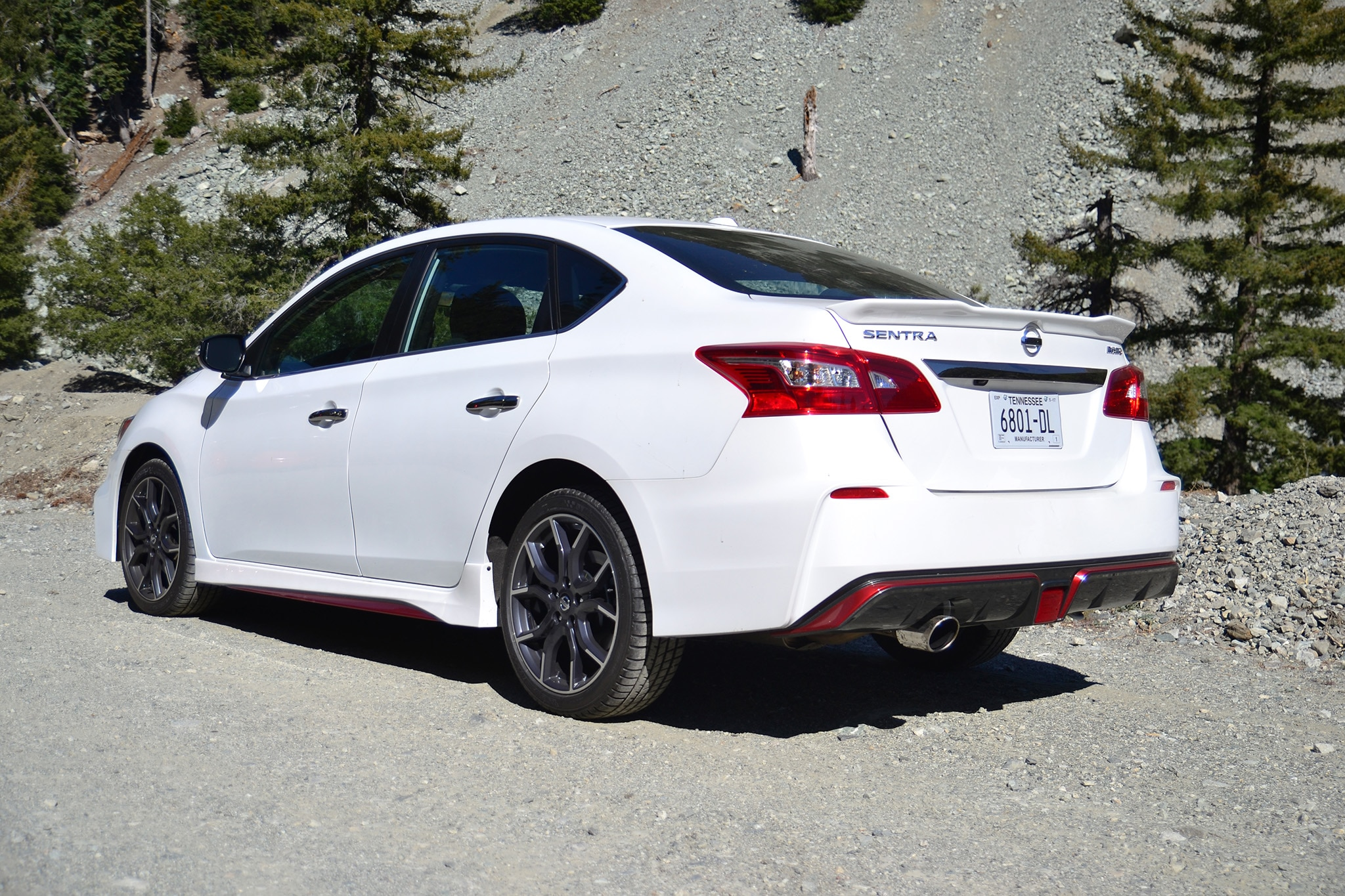 One Week With 2017 Nissan Sentra Nismo Automobile Magazine