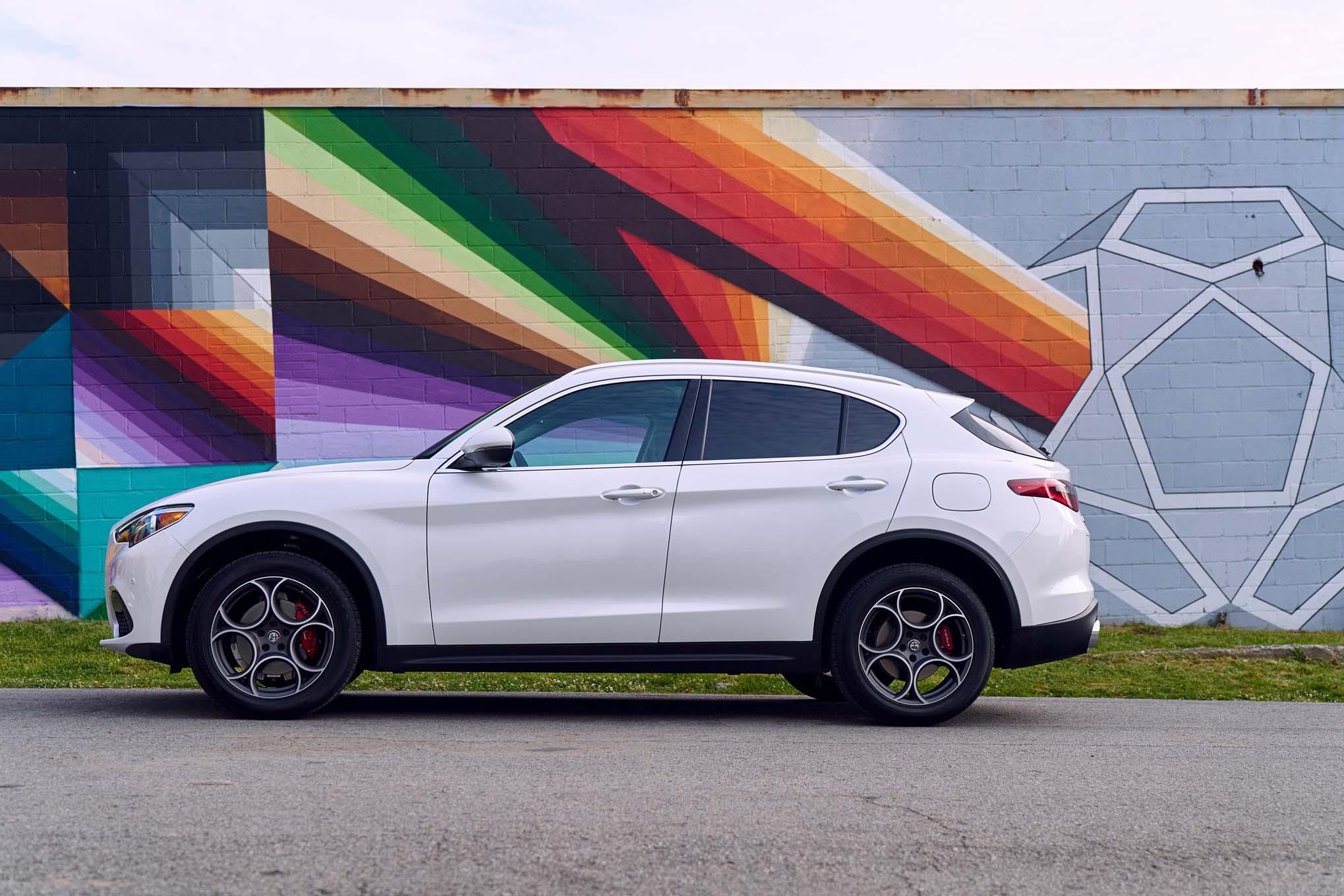 2018 Alfa Romeo Stelvio First Drive Automobile Magazine