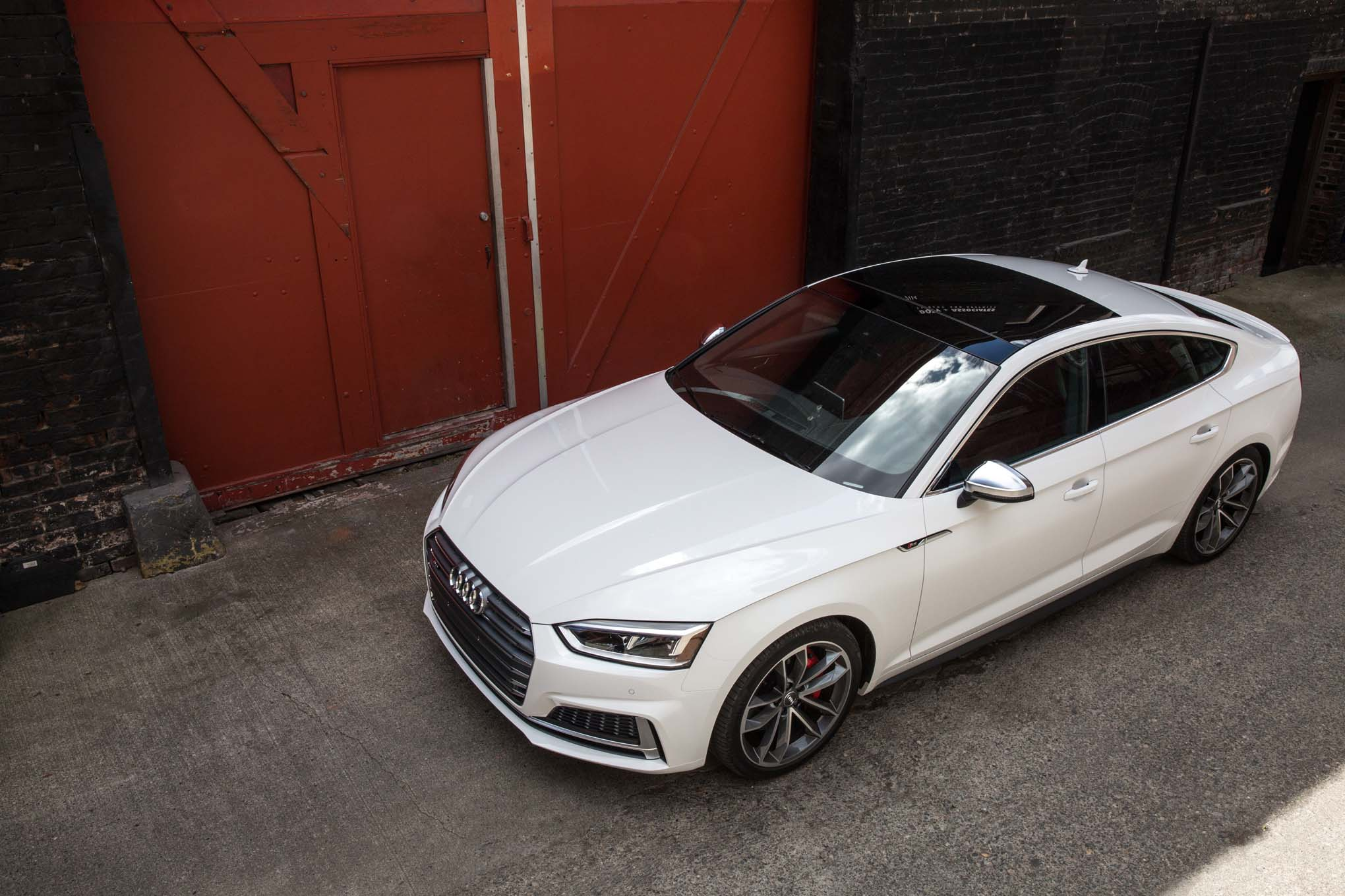2018 Audi A5 And S5 Sportback First Drive Review Automobile Magazine