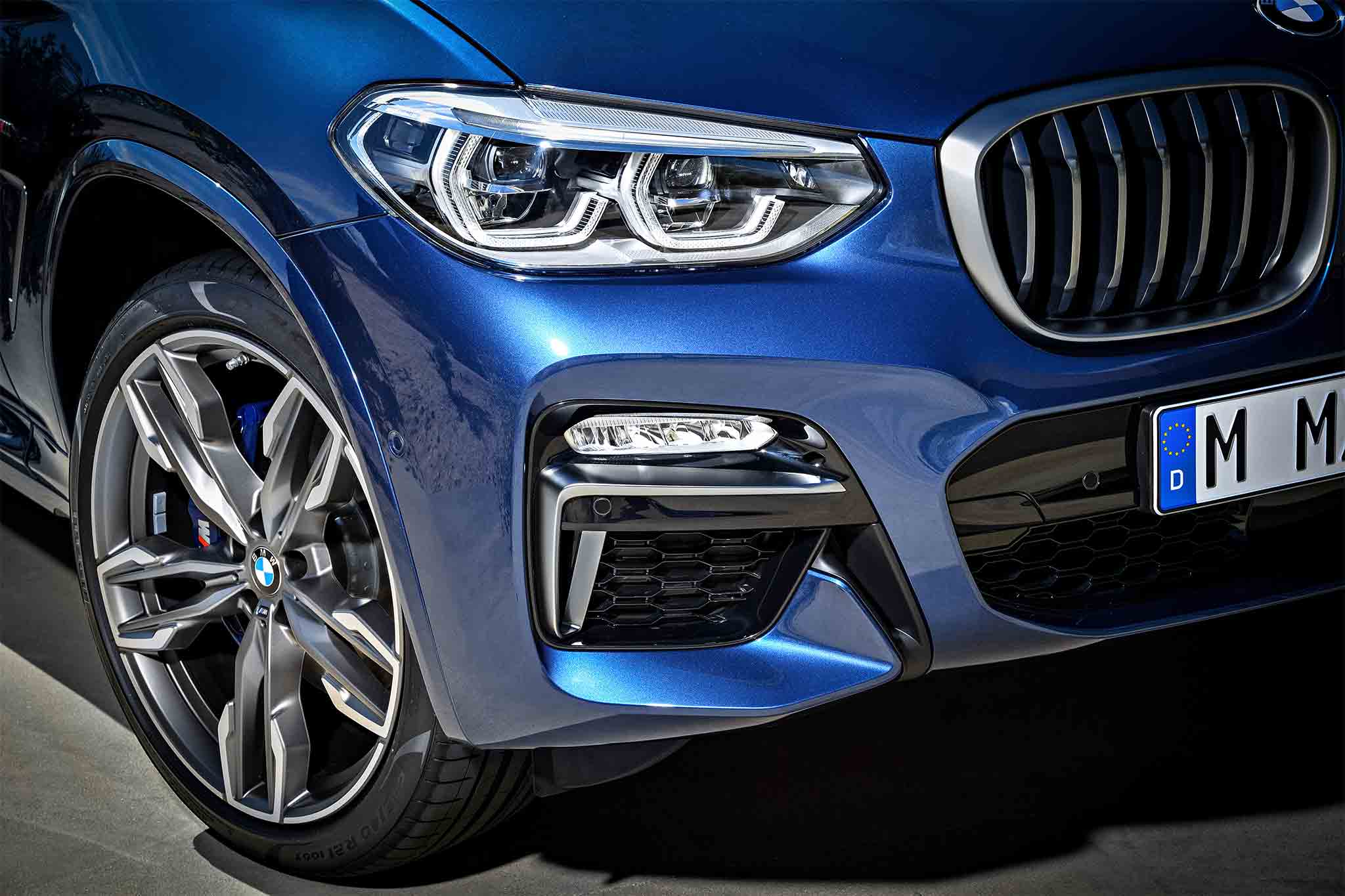 2018 Bmw X3 Revealed With Performance Oriented M40i Trim