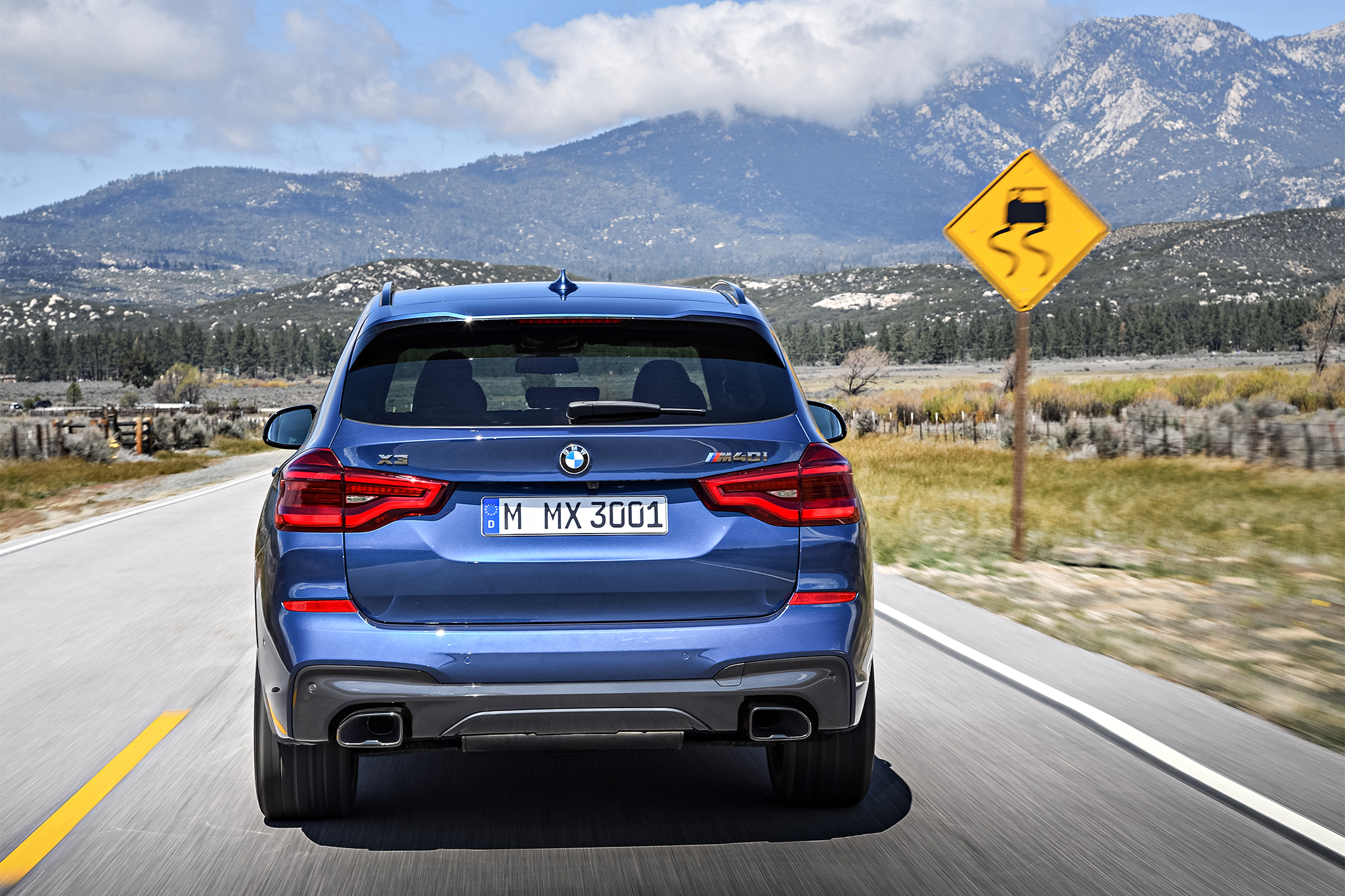 There S No Info On Pricing But If You Re Interested Head Over To Your Local Bmw Dealer Who Will Begin Stocking The 2018 X3 Later This Year In