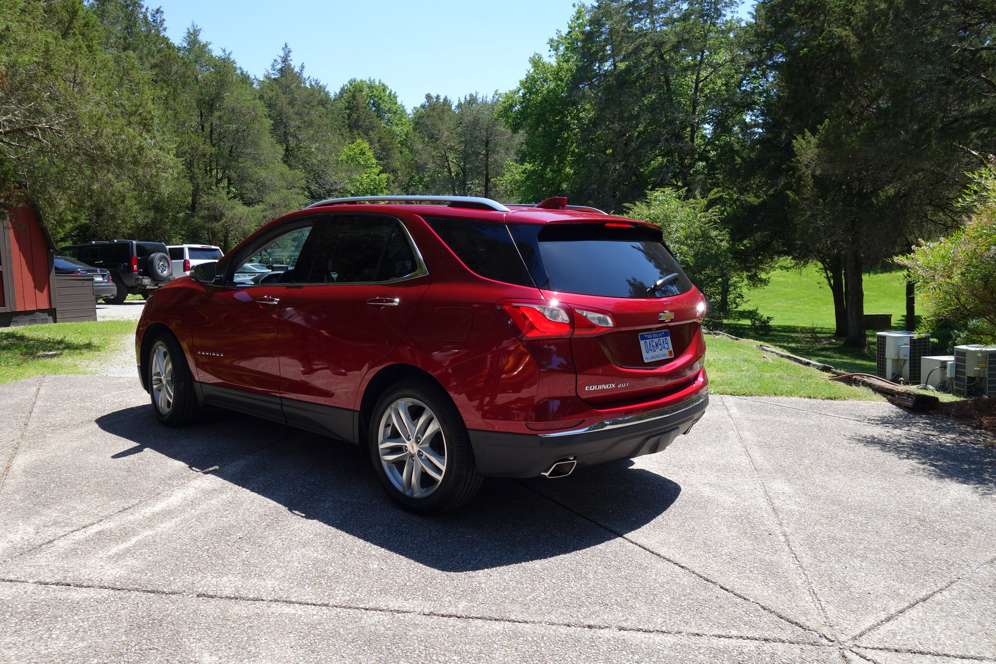 Back to Back: 2018 Chevrolet Equinox 2 0T AWD Premier and 1 5T FWD