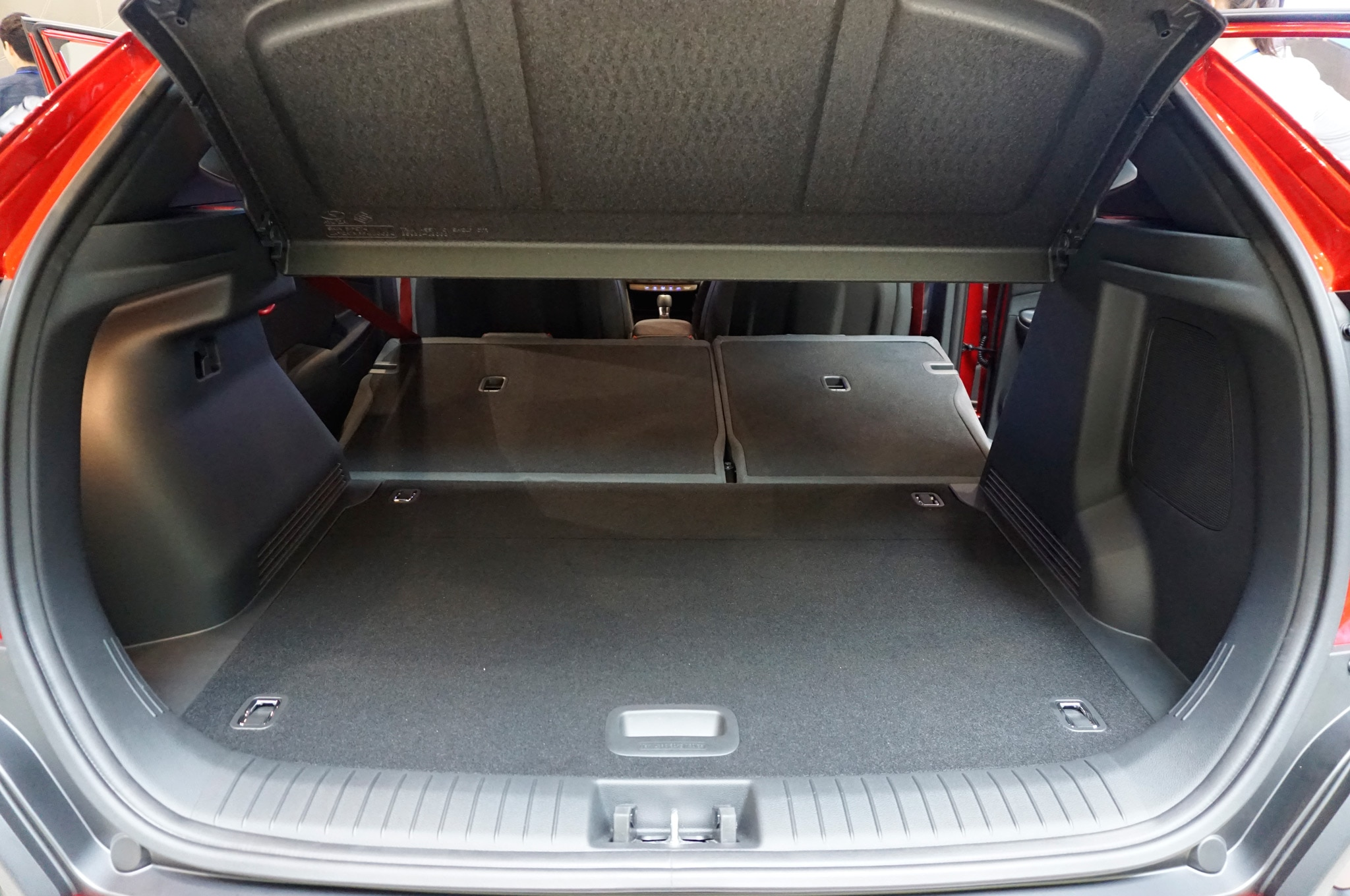 From The Beginning Of The Development There Was A Focus On Maximizing  Rear Seat Cargo Space And Storage Capacity. There Is A Focus On Appealing  To Urban ...