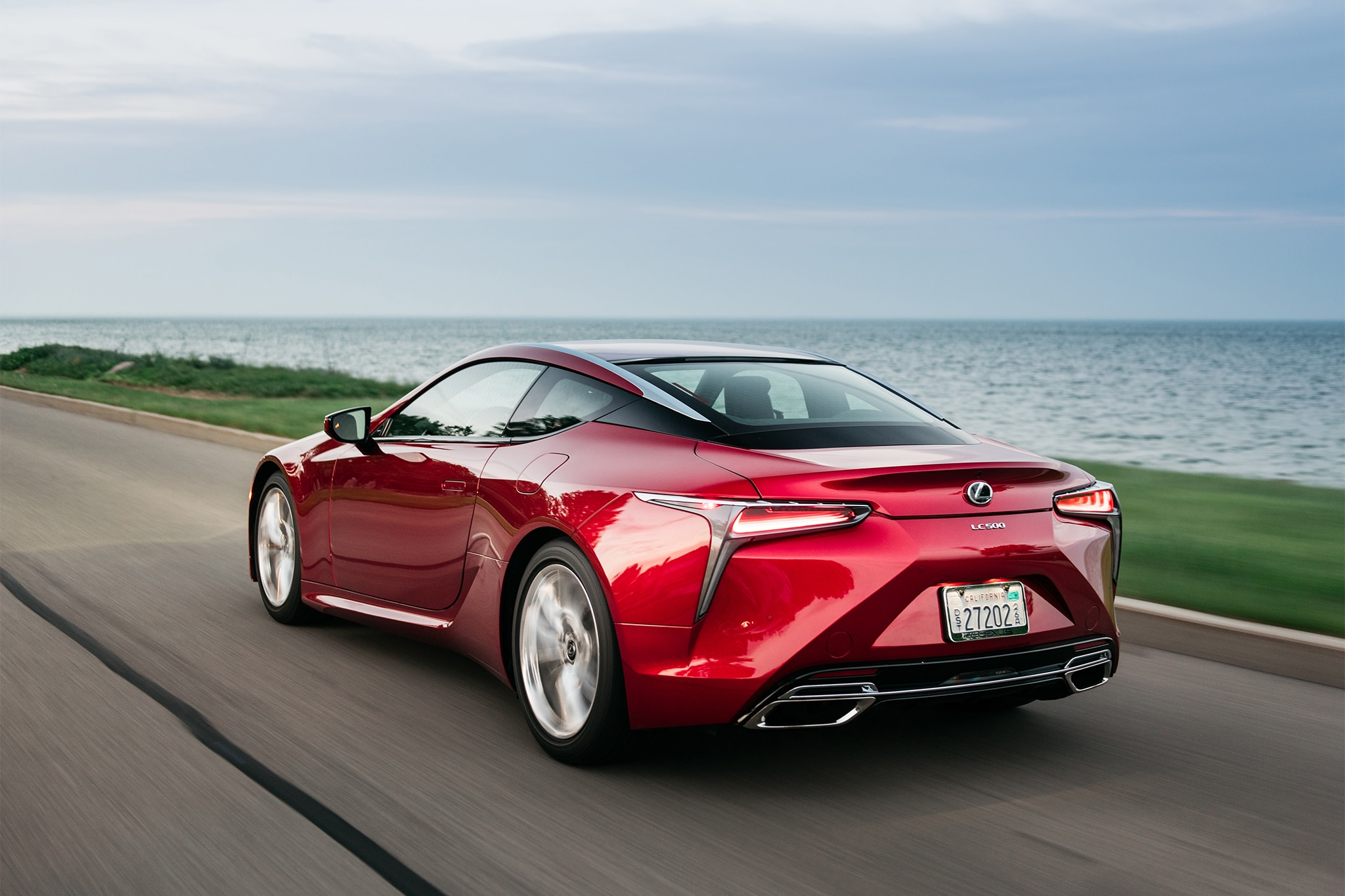 2017 Lexus Lc 500 >> One Week With: 2018 Lexus LC 500 | Automobile Magazine