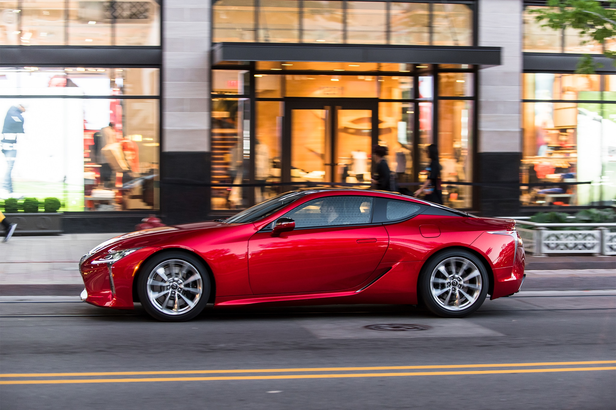 One Week With: 2018 Lexus LC 500 | Automobile Magazine