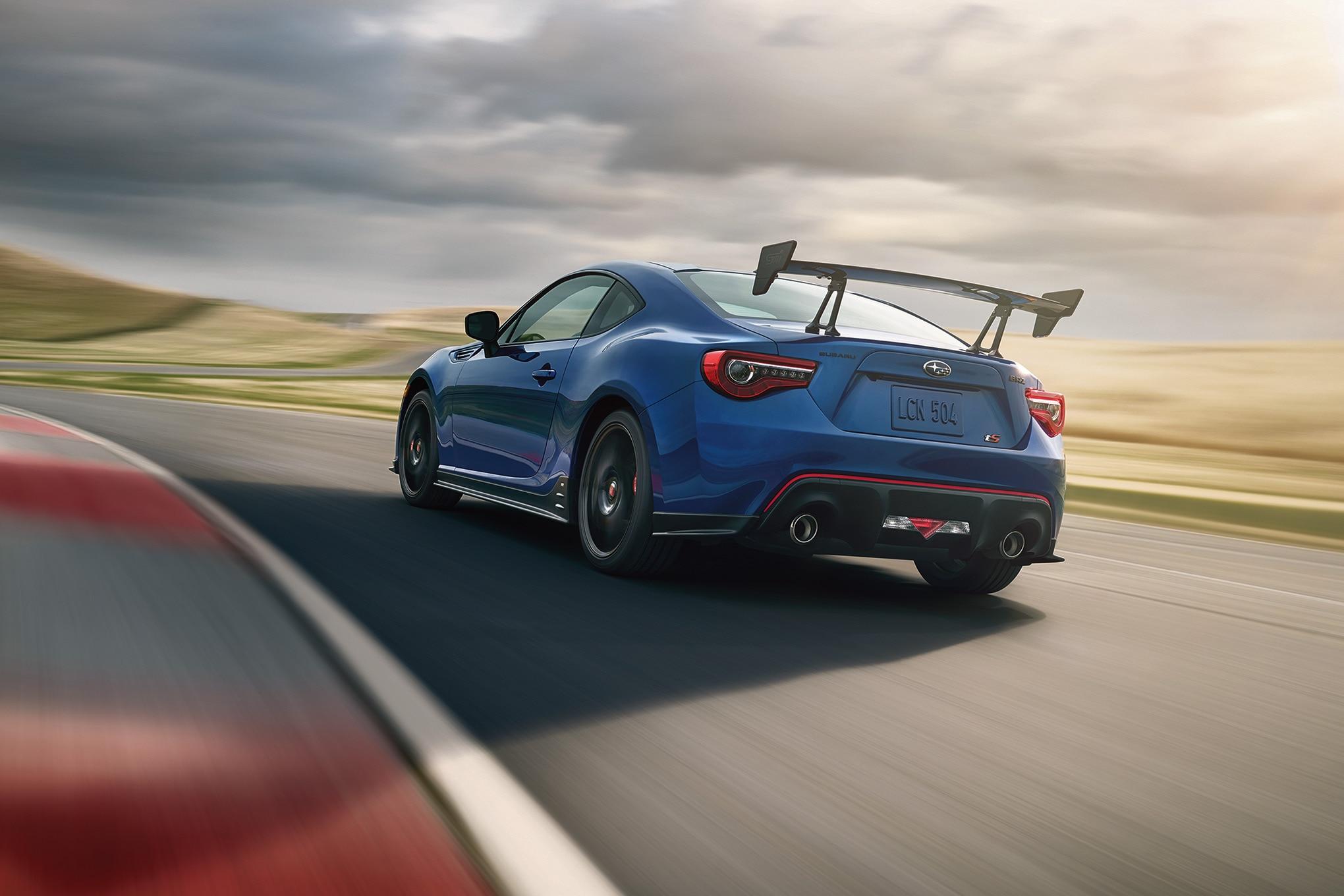 Subaru Ups Performance Envelope With 2018 WRX STI Type RA ...