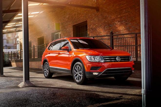 2018 Volkswagen Tiguan 2 0T SEL Premium 4MOTION Quick Take