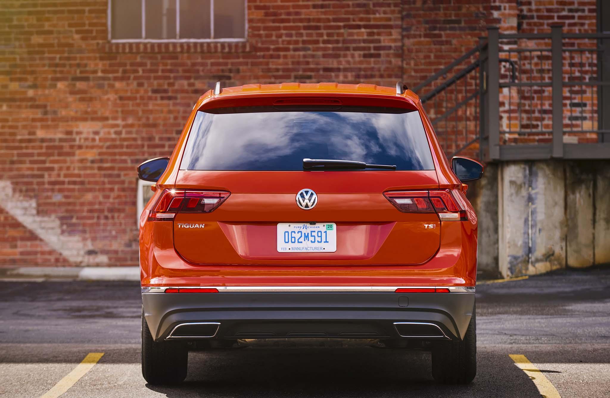 First Drive: 2018 Volkswagen Tiguan | Automobile Magazine