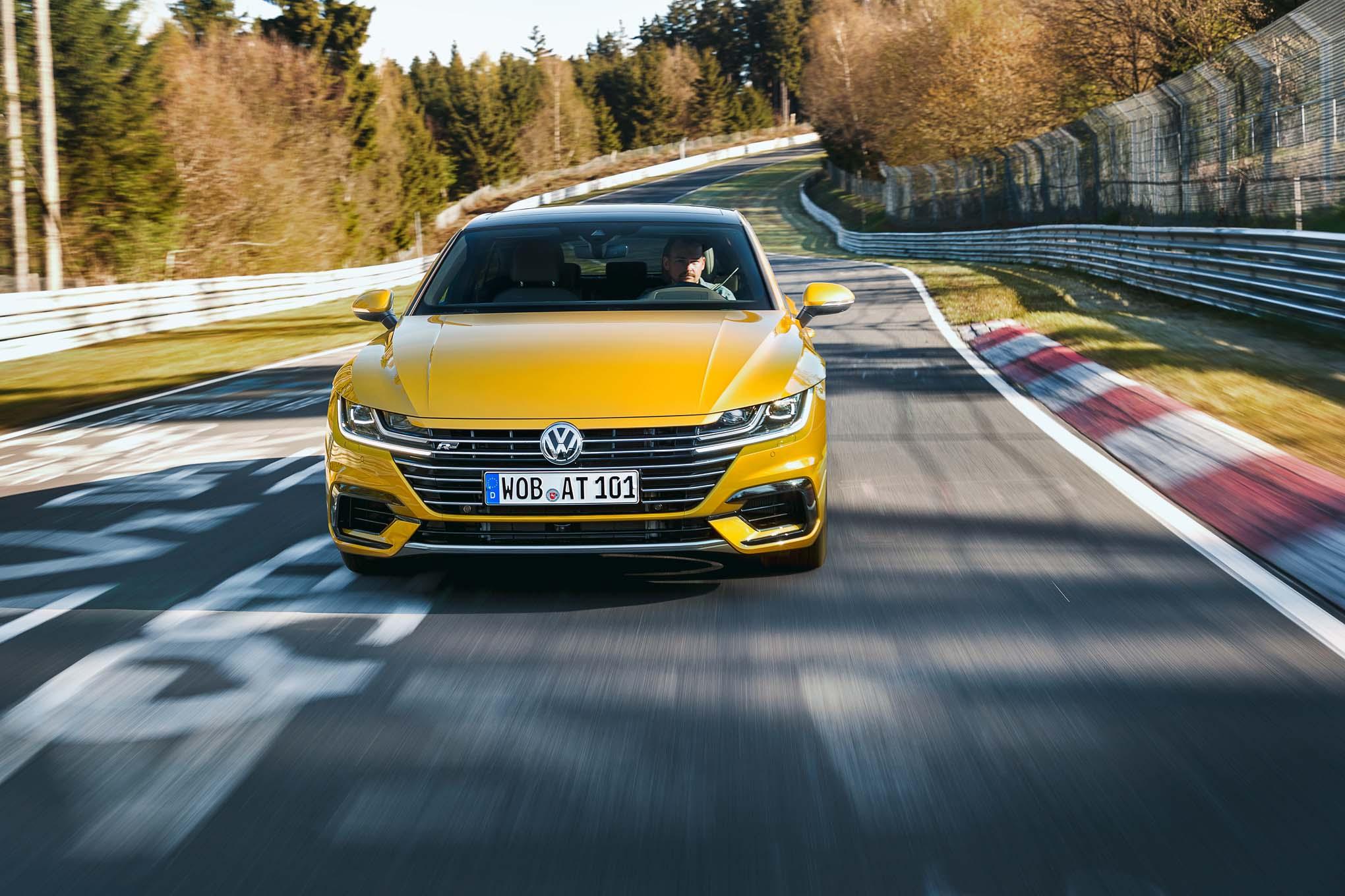 2019 Volkswagen Arteon First Drive Review