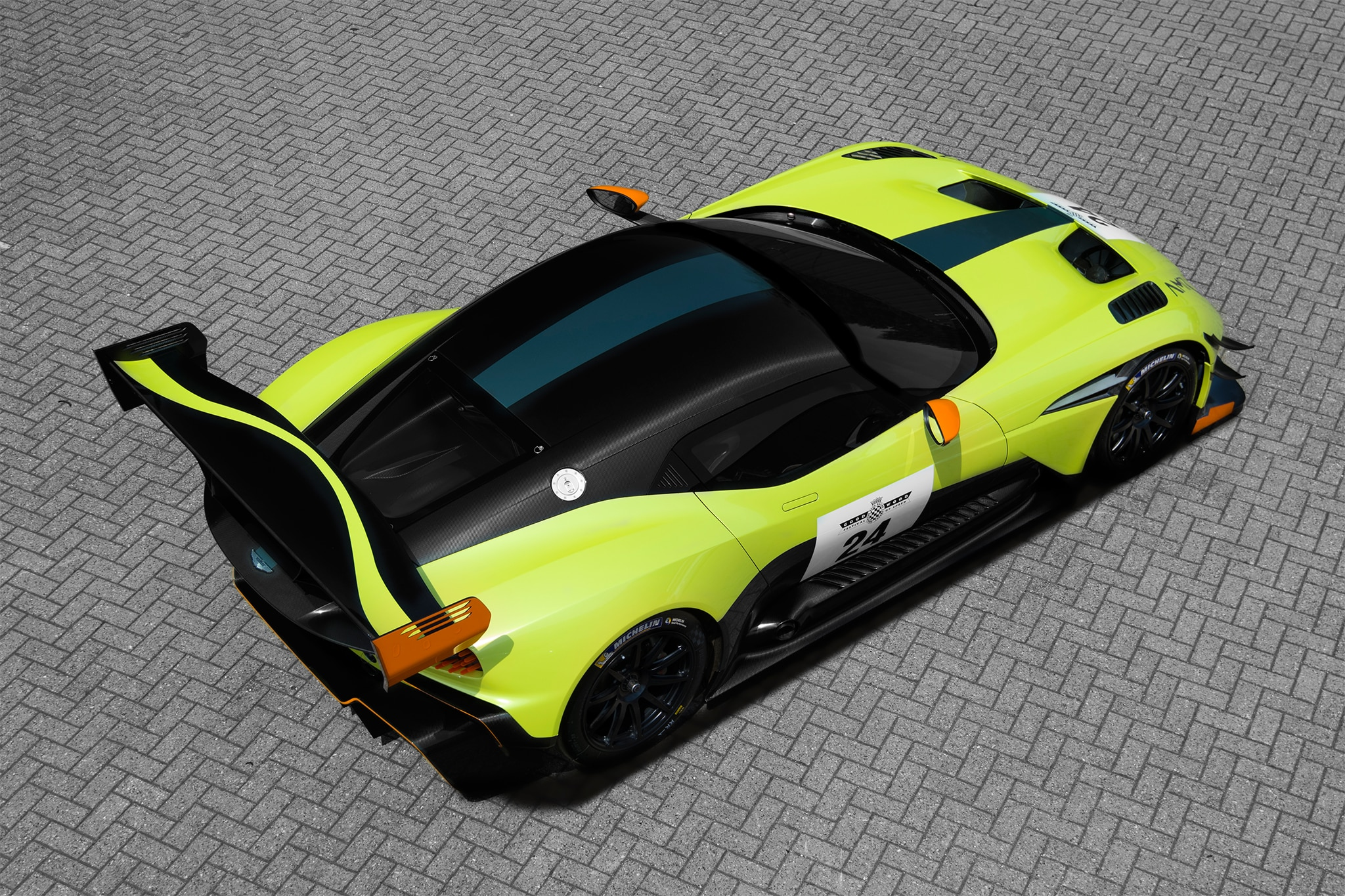 First Drive Aston Martin Vulcan AMR Pro is Even More Radical
