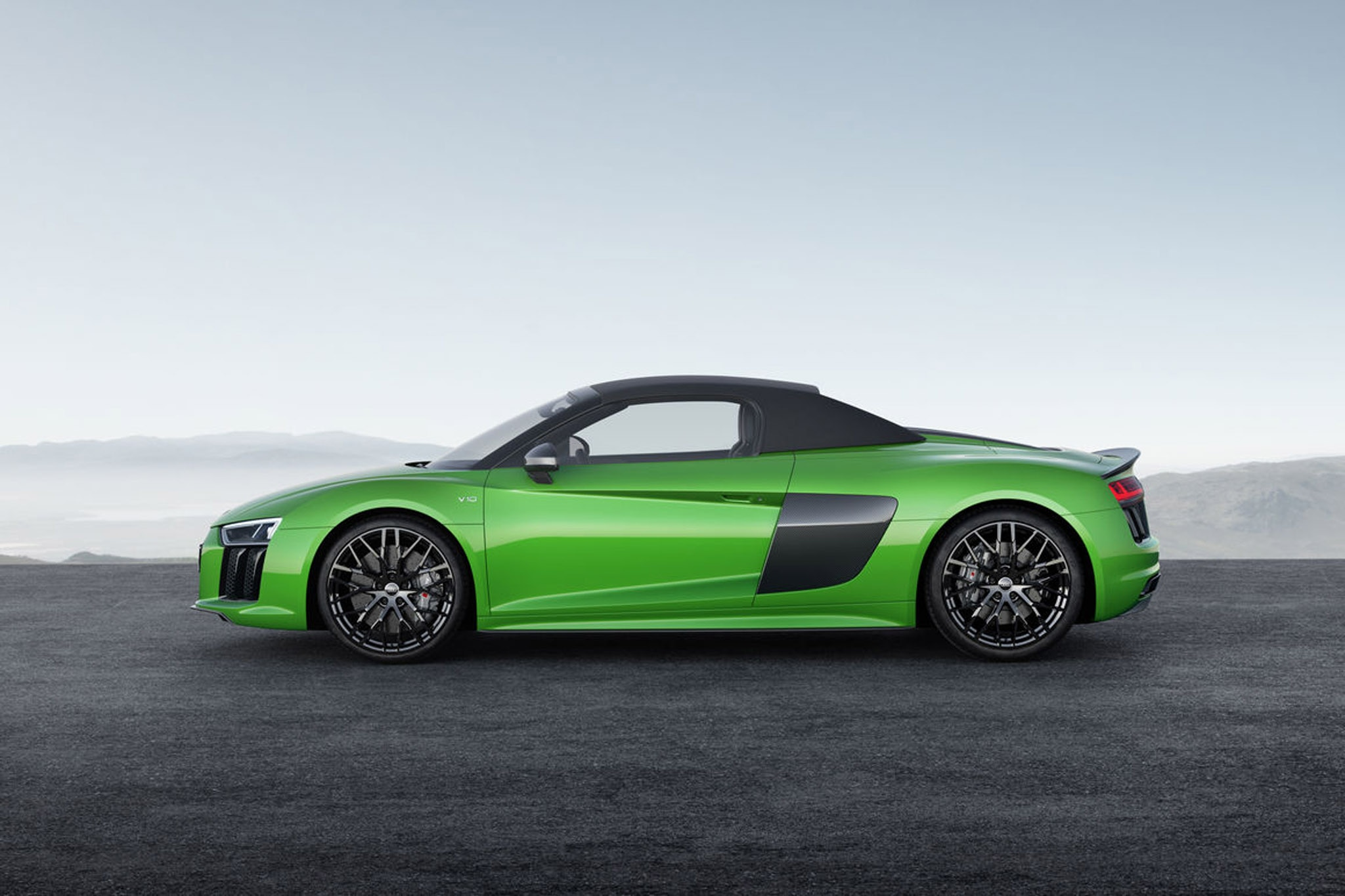 2018 Audi R8 Spyder V10 Plus Drops With 610 Horsepower Automobile