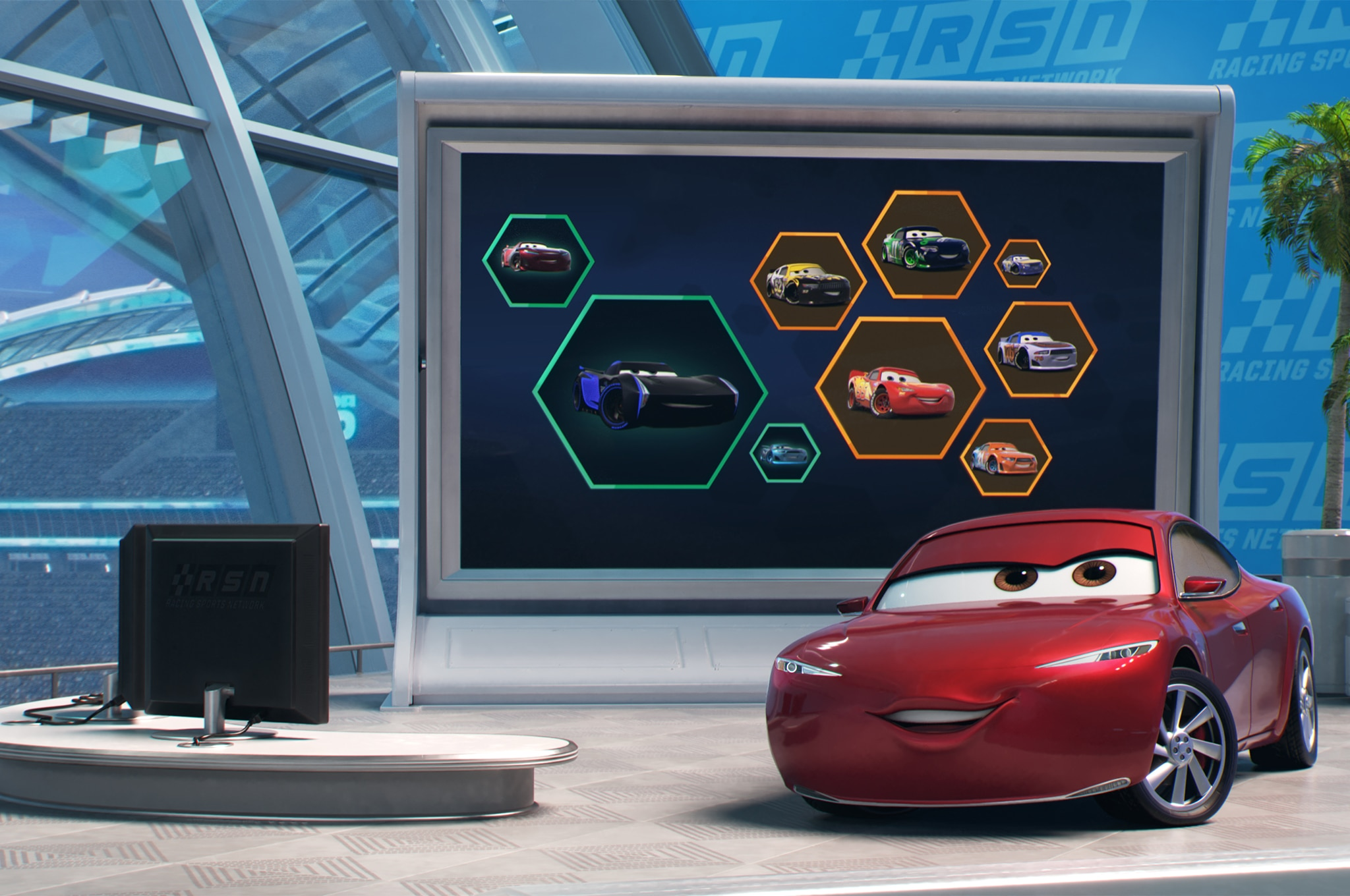 Cars 3 Takes The Franchise A Step Forward Automobile