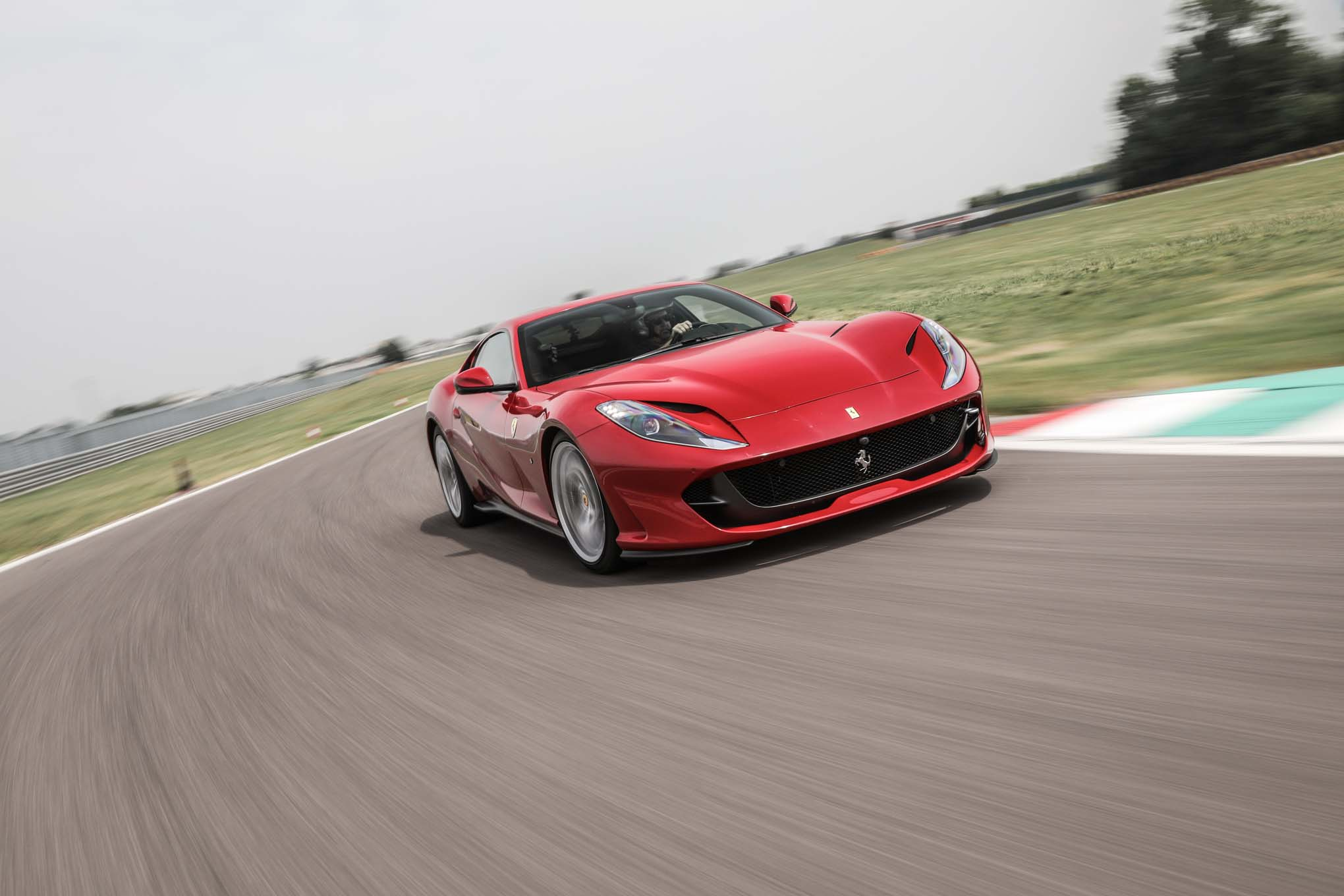 Ferrari 812 Superfast First Drive Review | Automobile Magazine