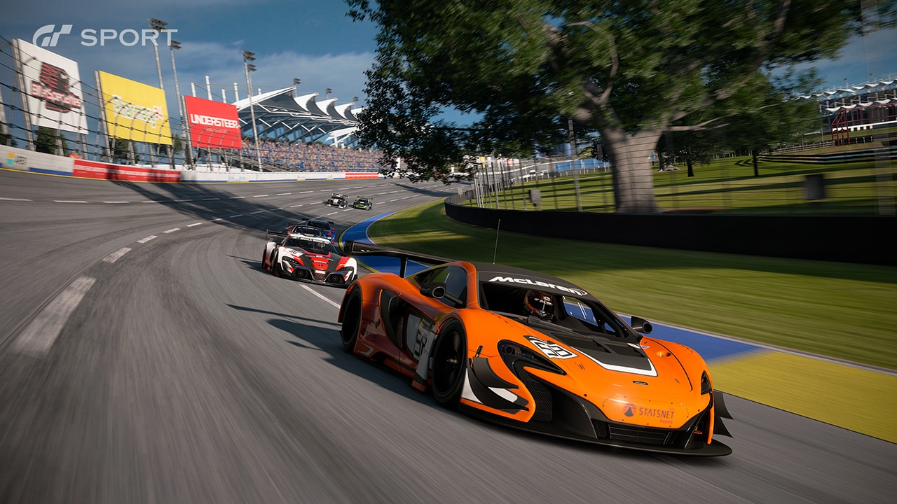 What S New In Racing Games From E3 2017 Automobile Magazine