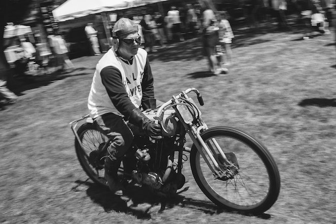 Four Standout Vintage Motorcycles From the 2017 Greenwich