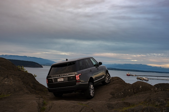 Range Rover Ultimate Vista By Michael Christopher Brown 8554