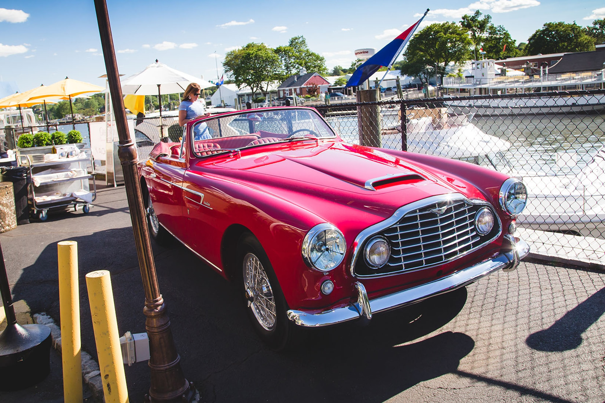 Seven Cool Spectator Cars At Greenwich Concours 39