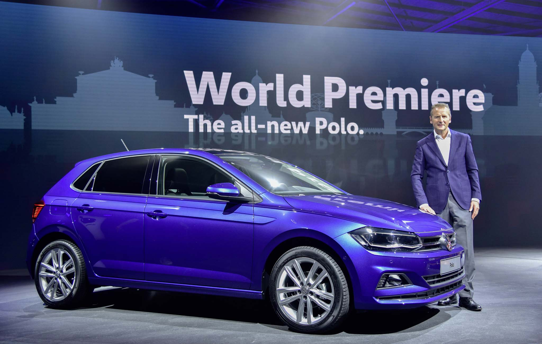 2018 Volkswagen Polo Revealed for Europe | Automobile Magazine
