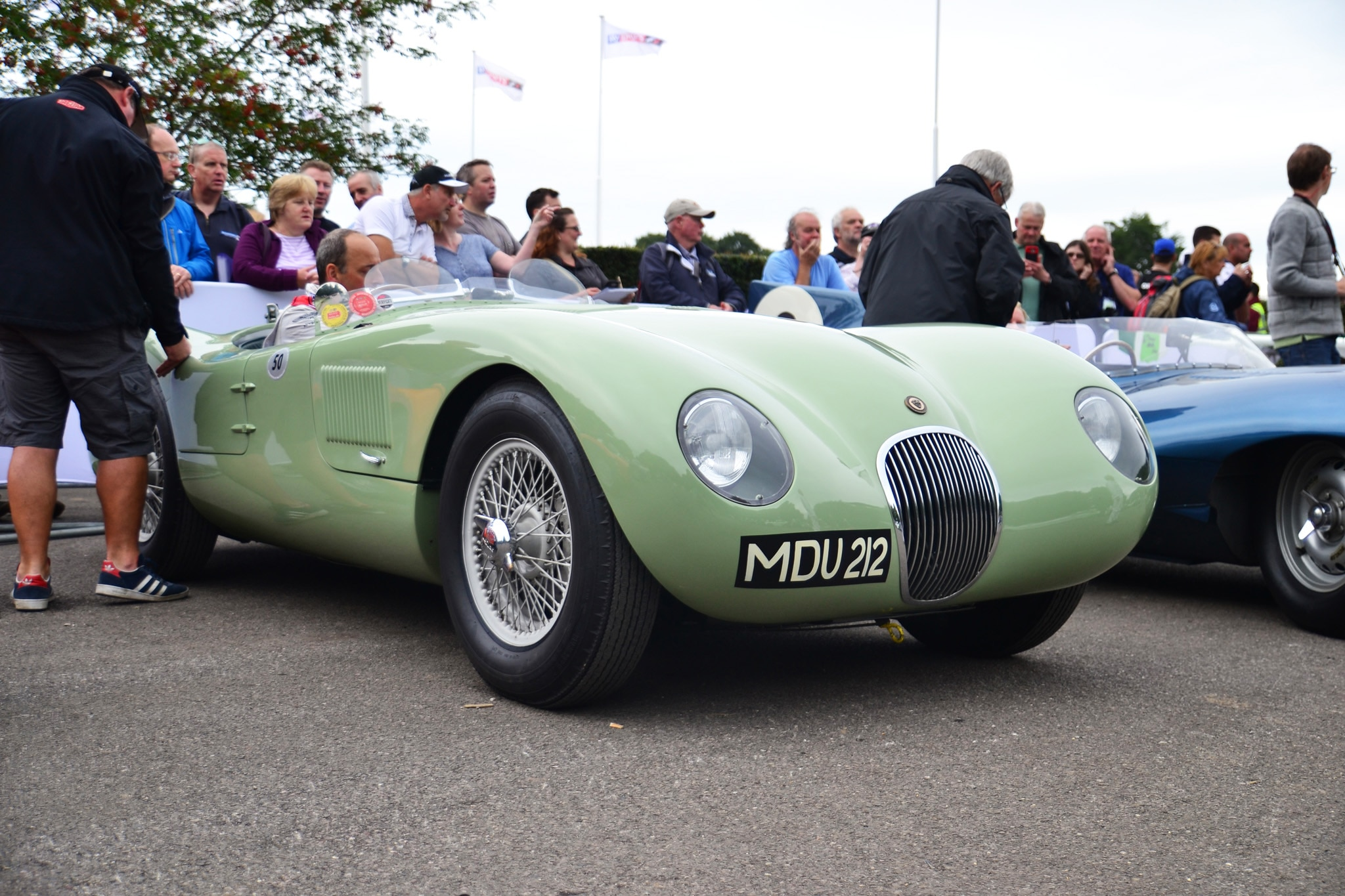 Seven Favorite Jaguars from the 2017 Goodwood Festival of Speed | Automobile Magazine