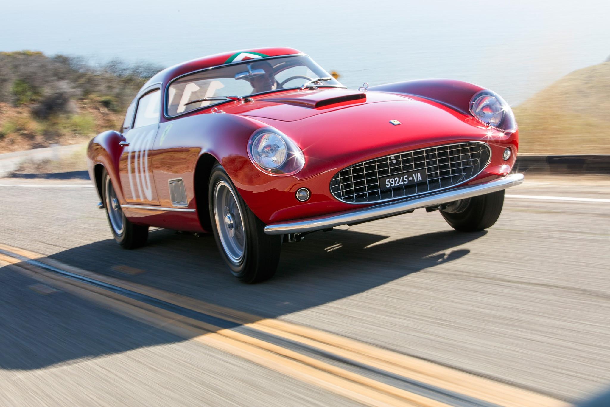 1958 Ferrari 250 GT TdF Alloy Berlinetta 13