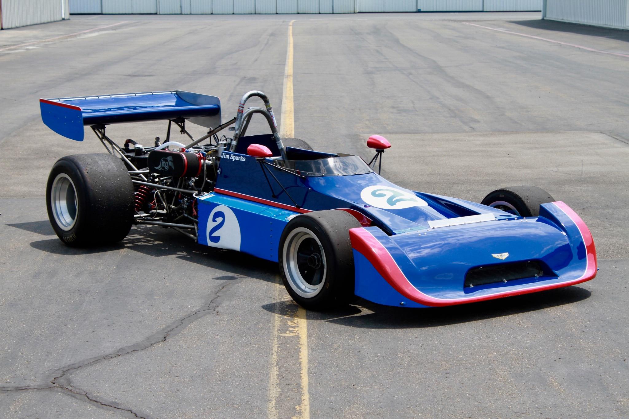 1974 Chevron B24 Formula Atlantic Just Listed Front Three Quarters