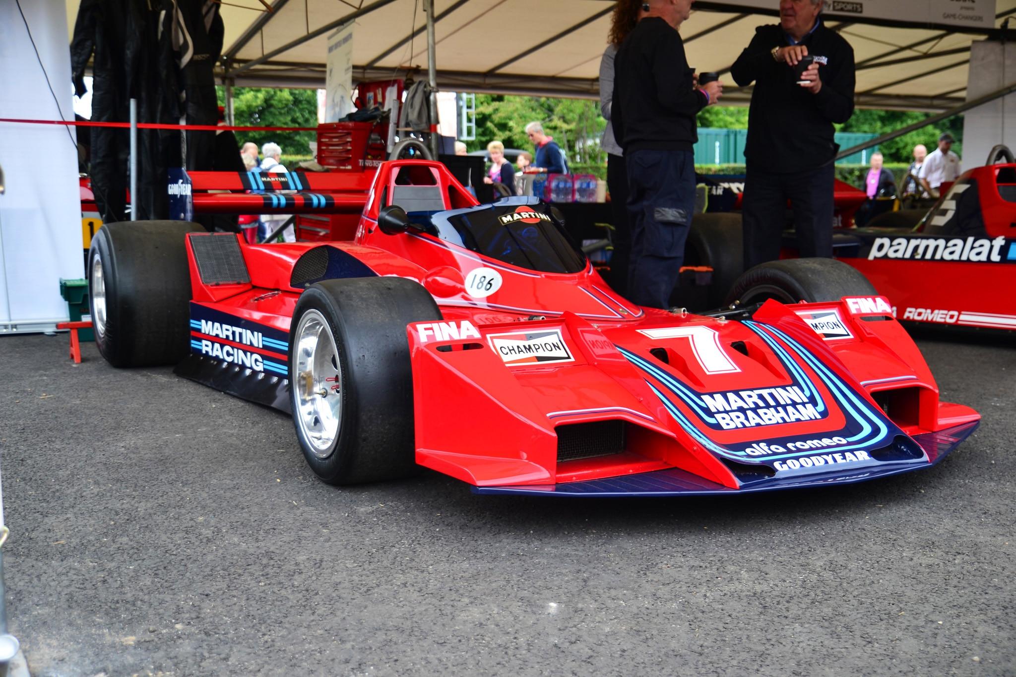 1976 Brabham BT45