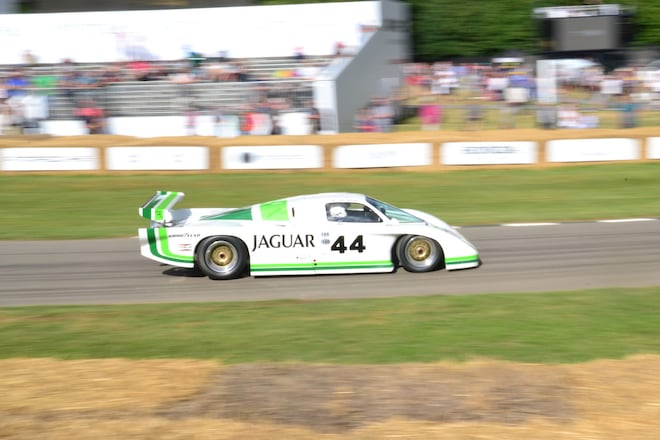 1983 Jaguar XJR 5 In Motion Goodwood