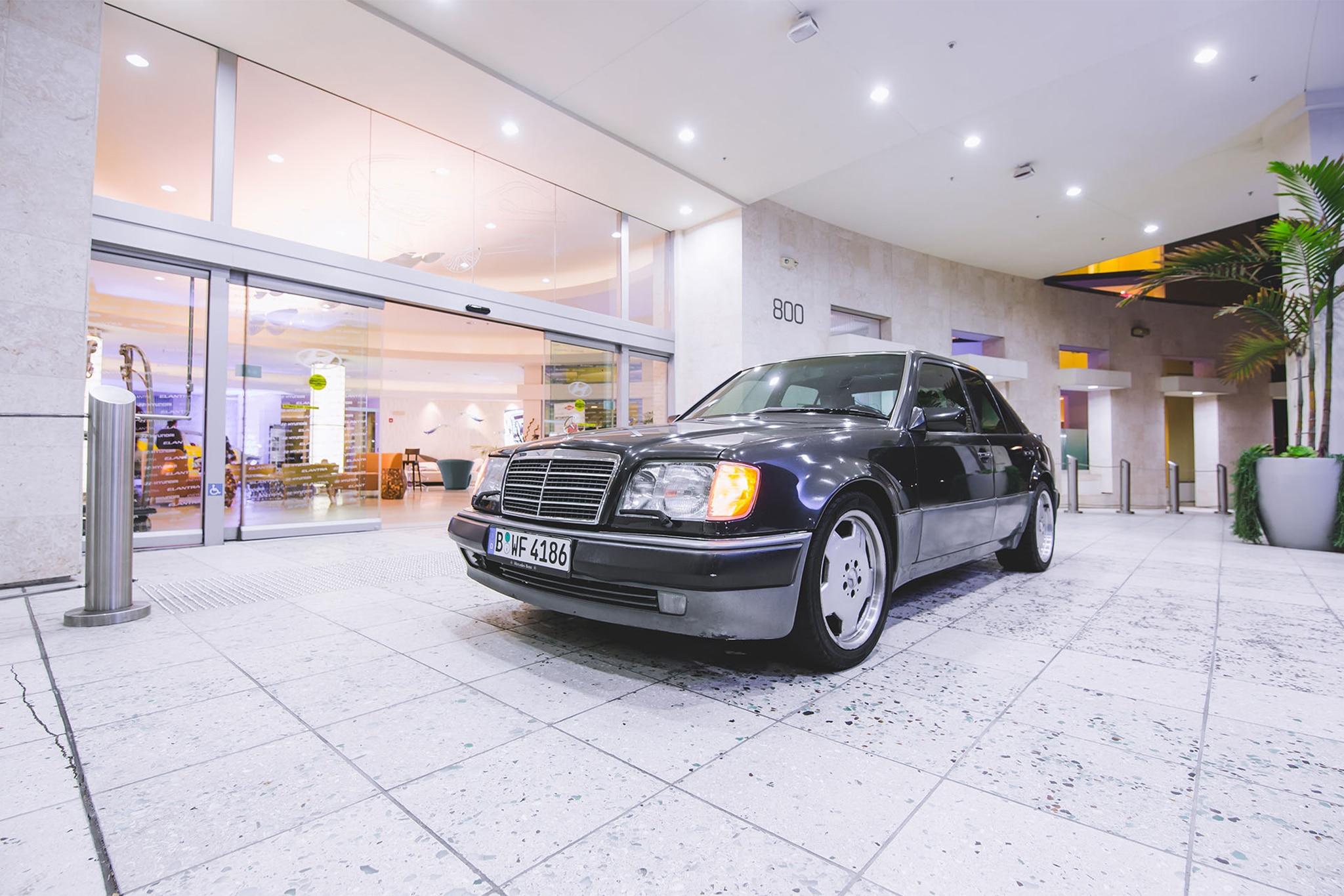 Classic Drive: 1992 Mercedes-Benz 500E   Automobile Magazine
