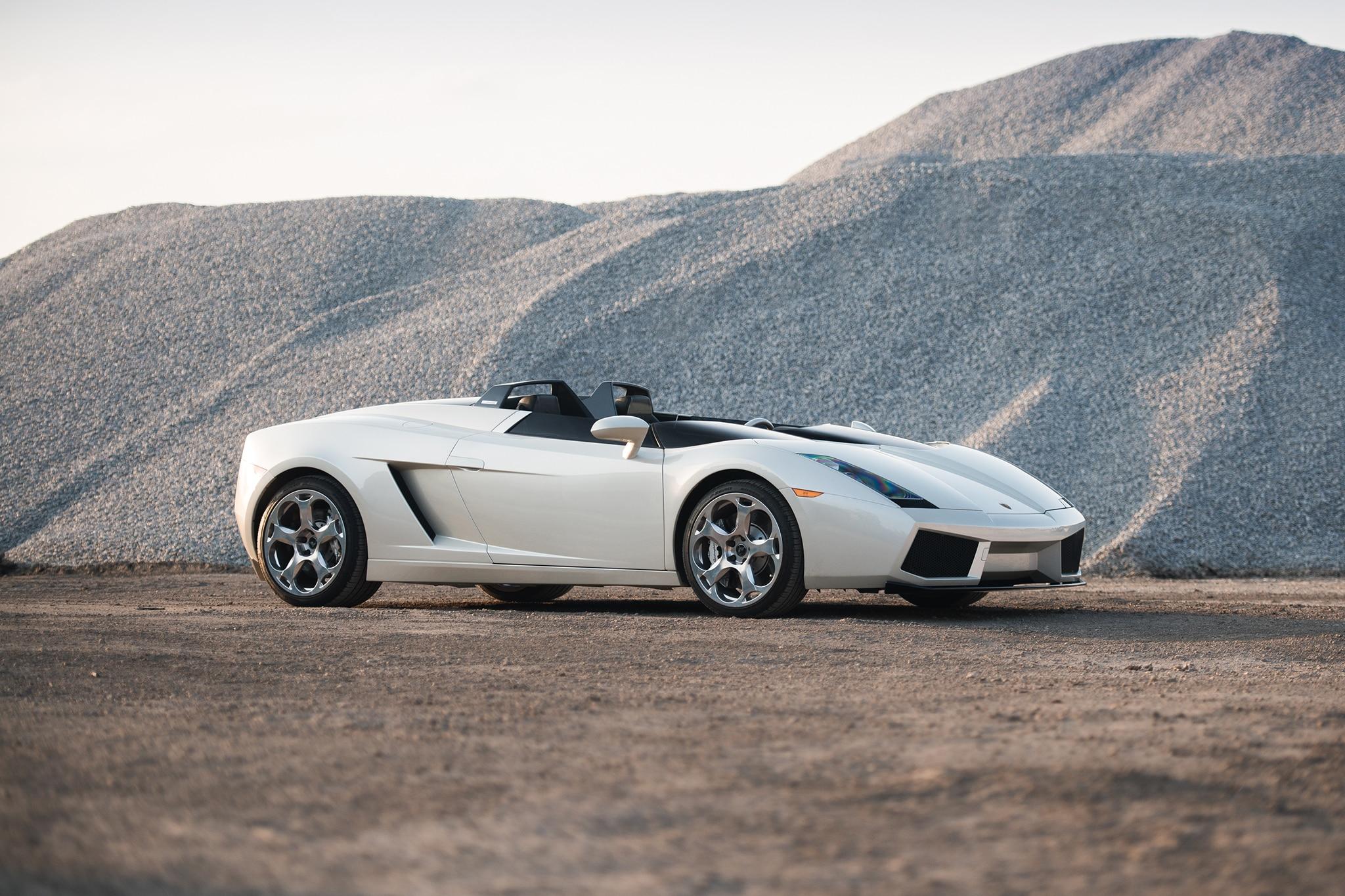 2006 Lamborghini Concept S RM Sothebys Front Three Quarters