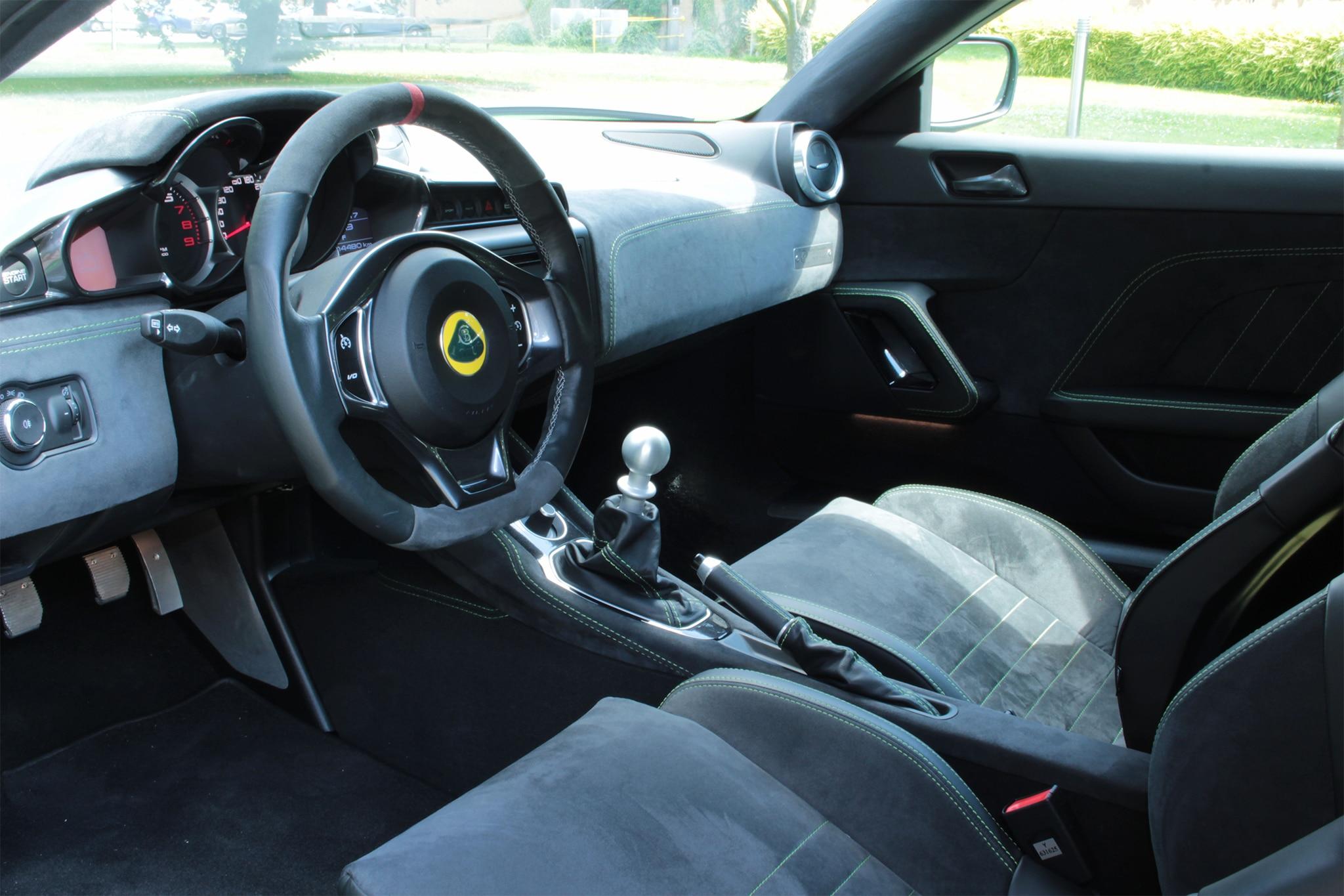Lotus Evora Sport 410 First Drive Review | Automobile Magazine