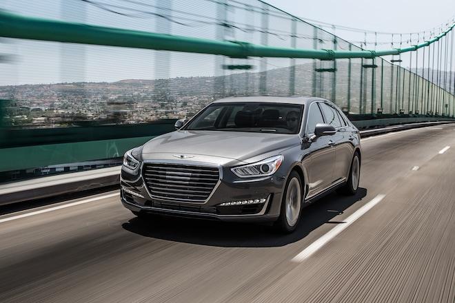 2017 Genesis G90 Adds Aspirational Luxury To Our Four Seasons Fleet