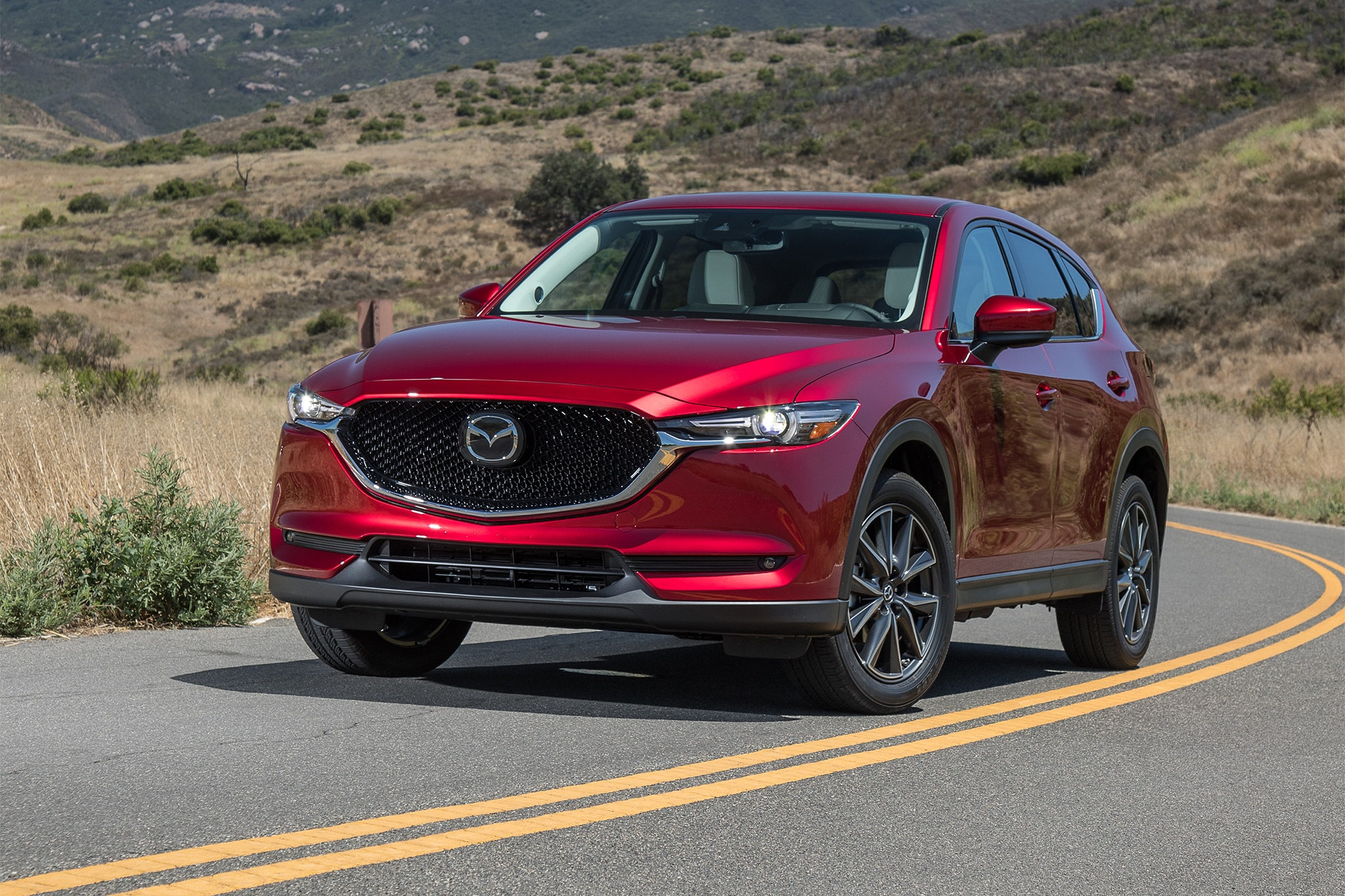 2017 Mazda Cx 5 Grand Touring Four Seasons Wrap Up Automobile Magazine