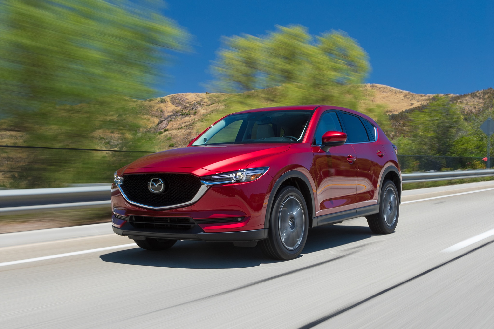 Four Seasons 2017 Mazda Cx 5 Grand Touring Introduction