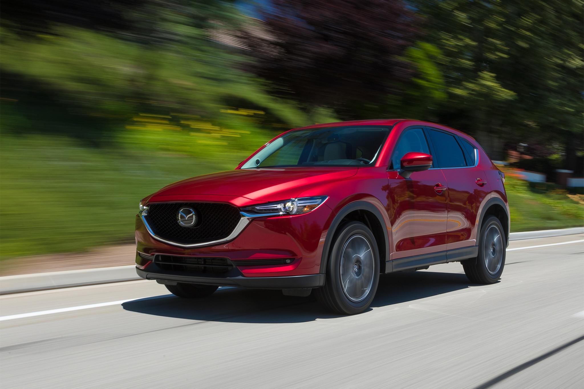 2018 Mazda CX-7: What Rumors Say >> 2017 Mazda Cx 5 Grand Touring Four Seasons Wrap Up Automobile Magazine