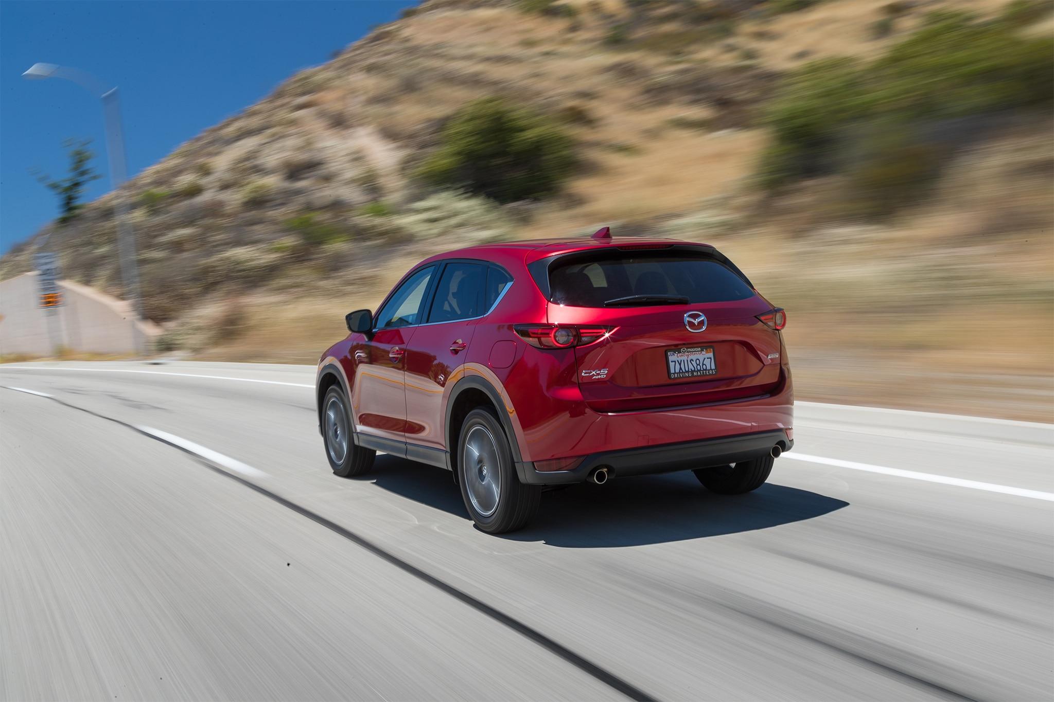 Mazda Cx  Grand Touring Premium Package