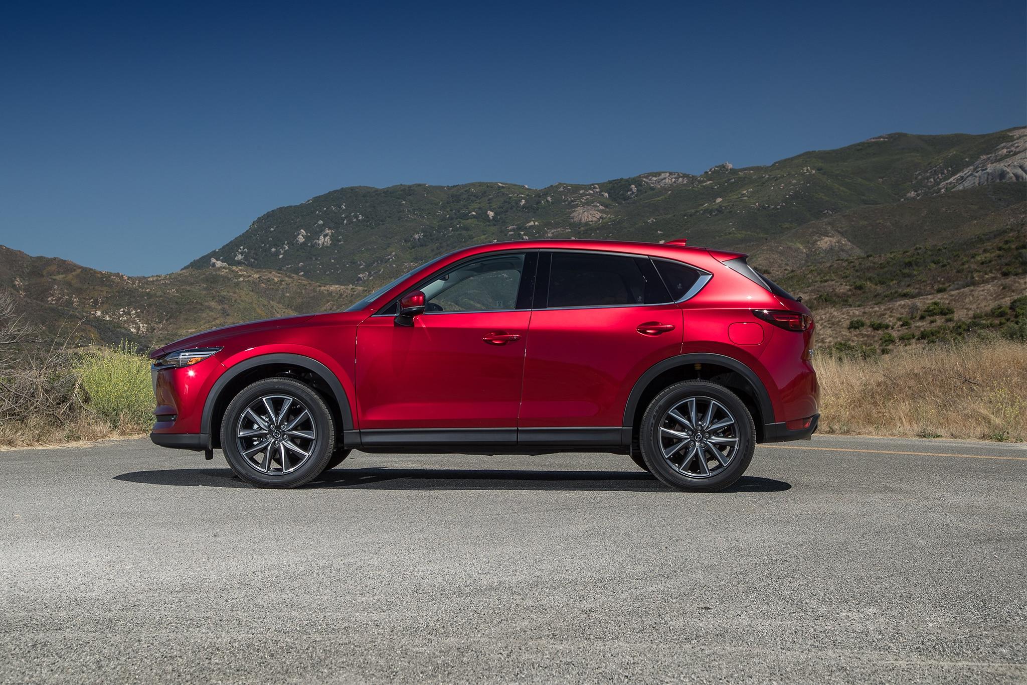 Mazda Cx  Grand Touring Tire Pressure