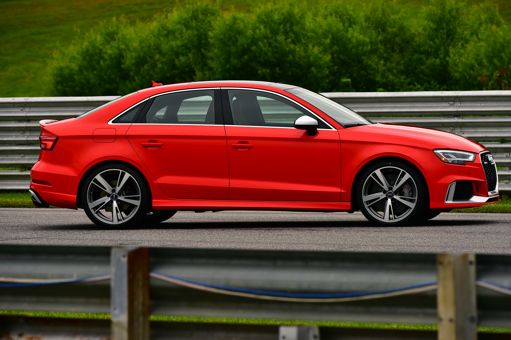 2018 Audi RS3 First Drive Review | Automobile Magazine