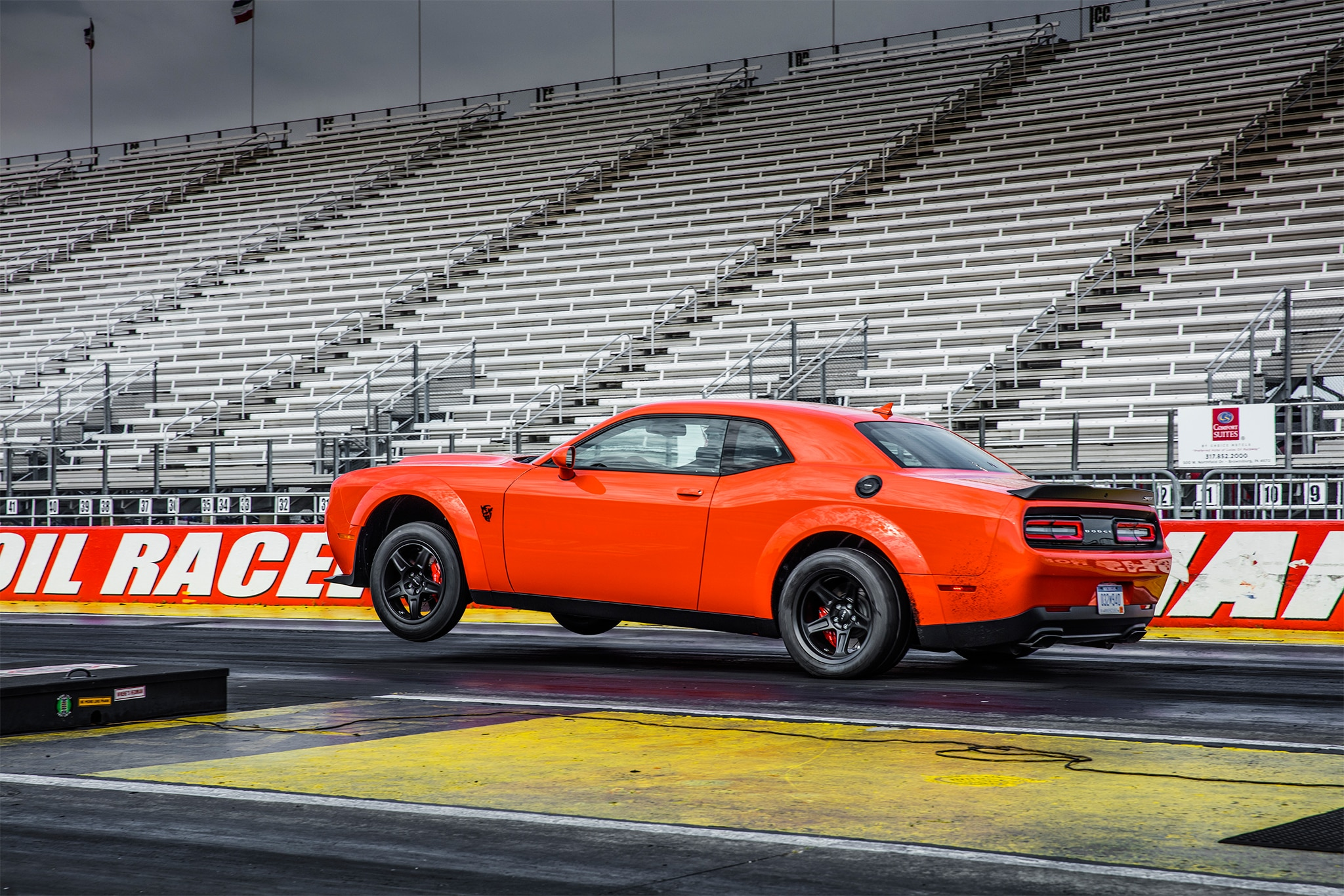 Image result for dodge demon launch date