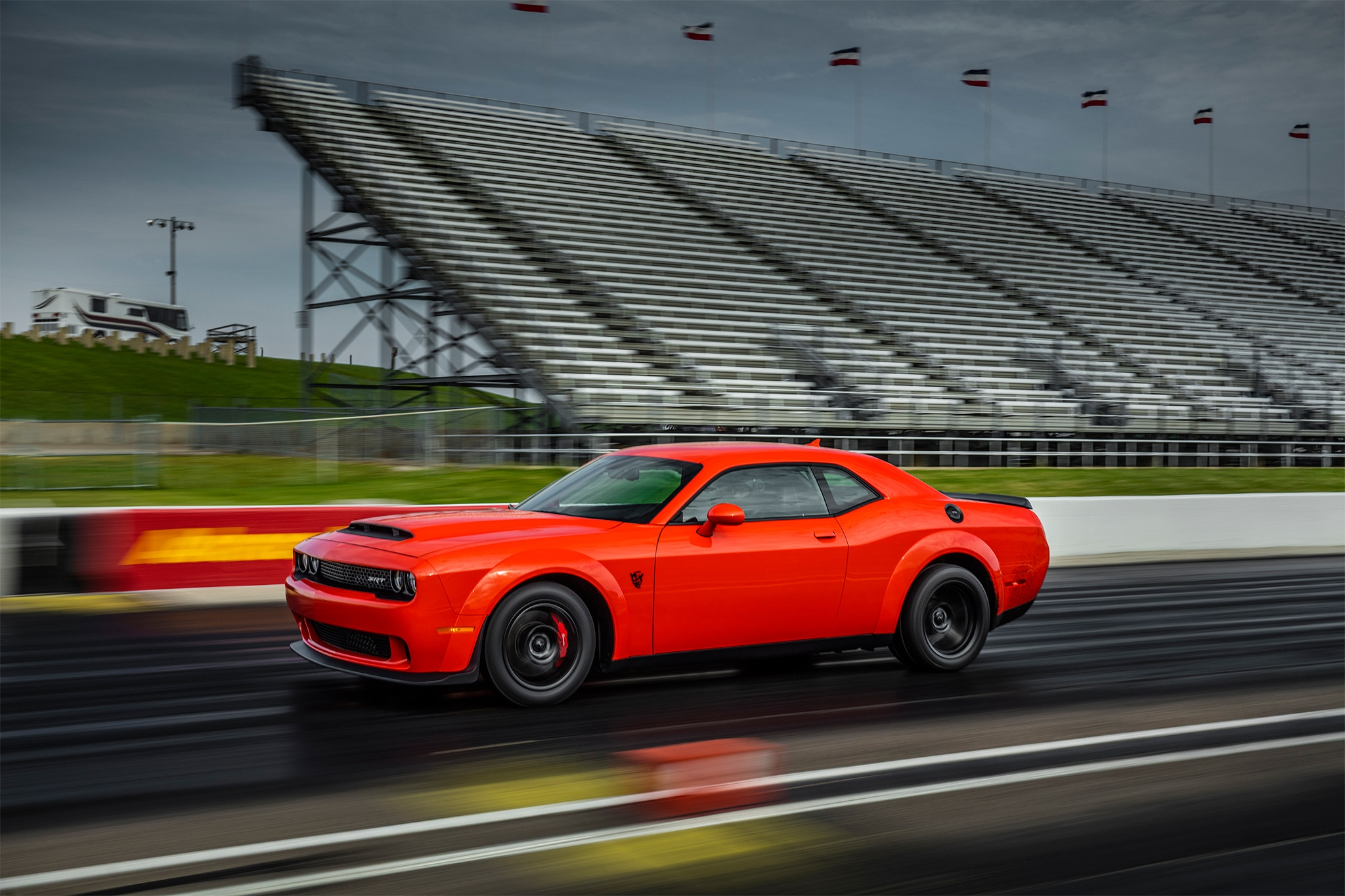 2018 Dodge Challenger SRT Demon First Launch Review | Automobile Magazine