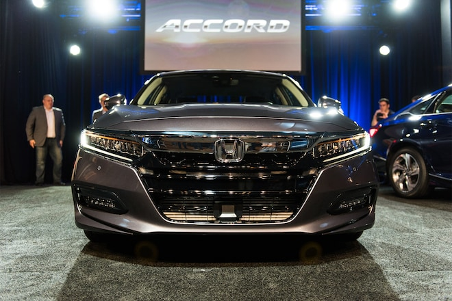 Honda May Have Killed The Accord Coupe But Designers Believe Sedan S Like Proportions Will Still Satisfy Style Conscious