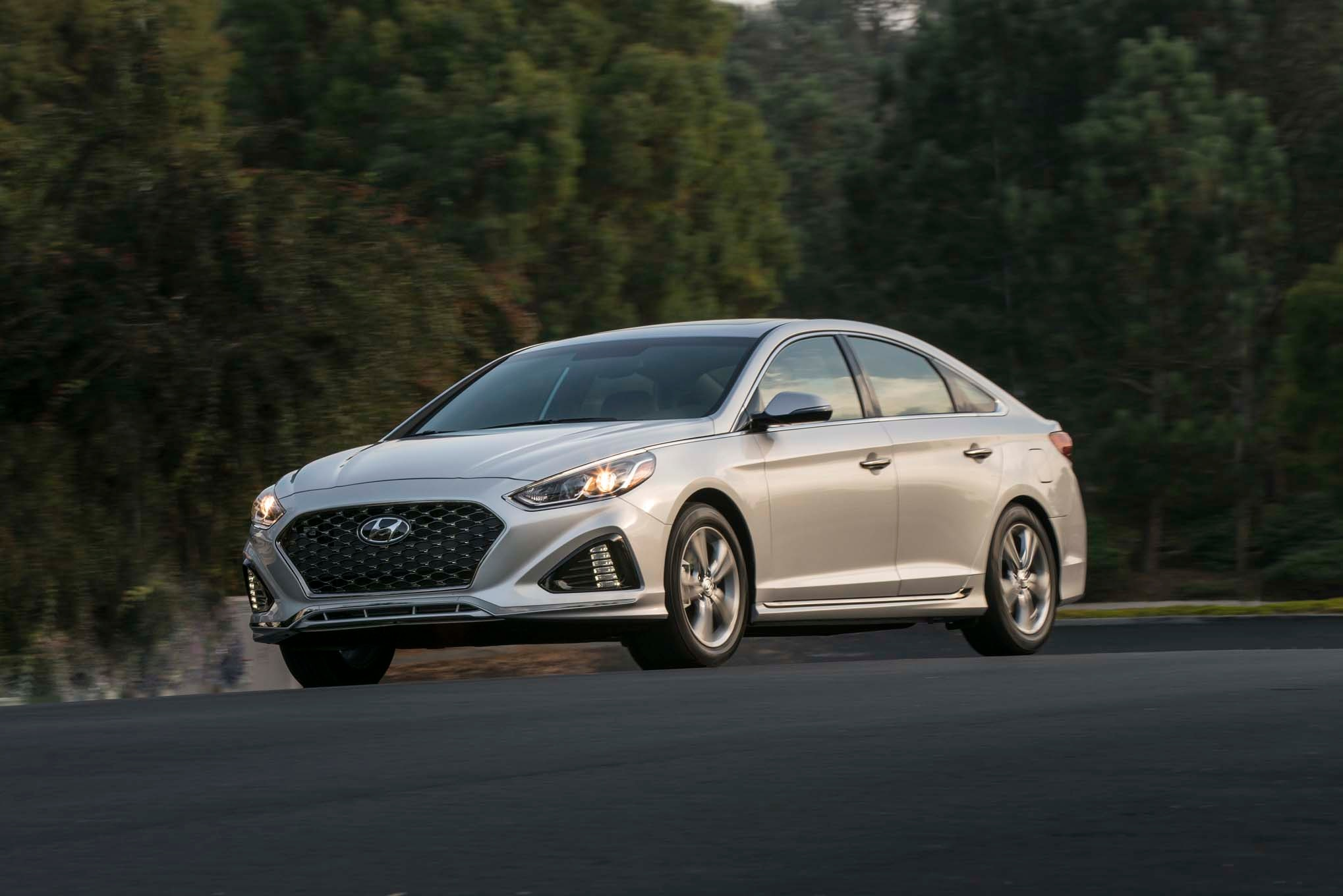 2018 Hyundai Sonata First Drive Review | Automobile Magazine