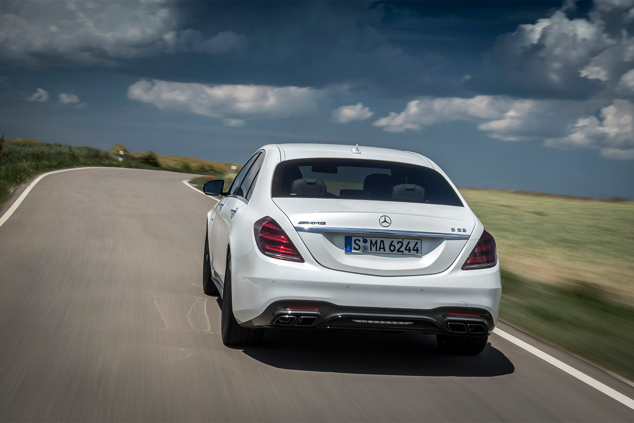 first drive: 2018 mercedes-benz s-class | automobile magazine