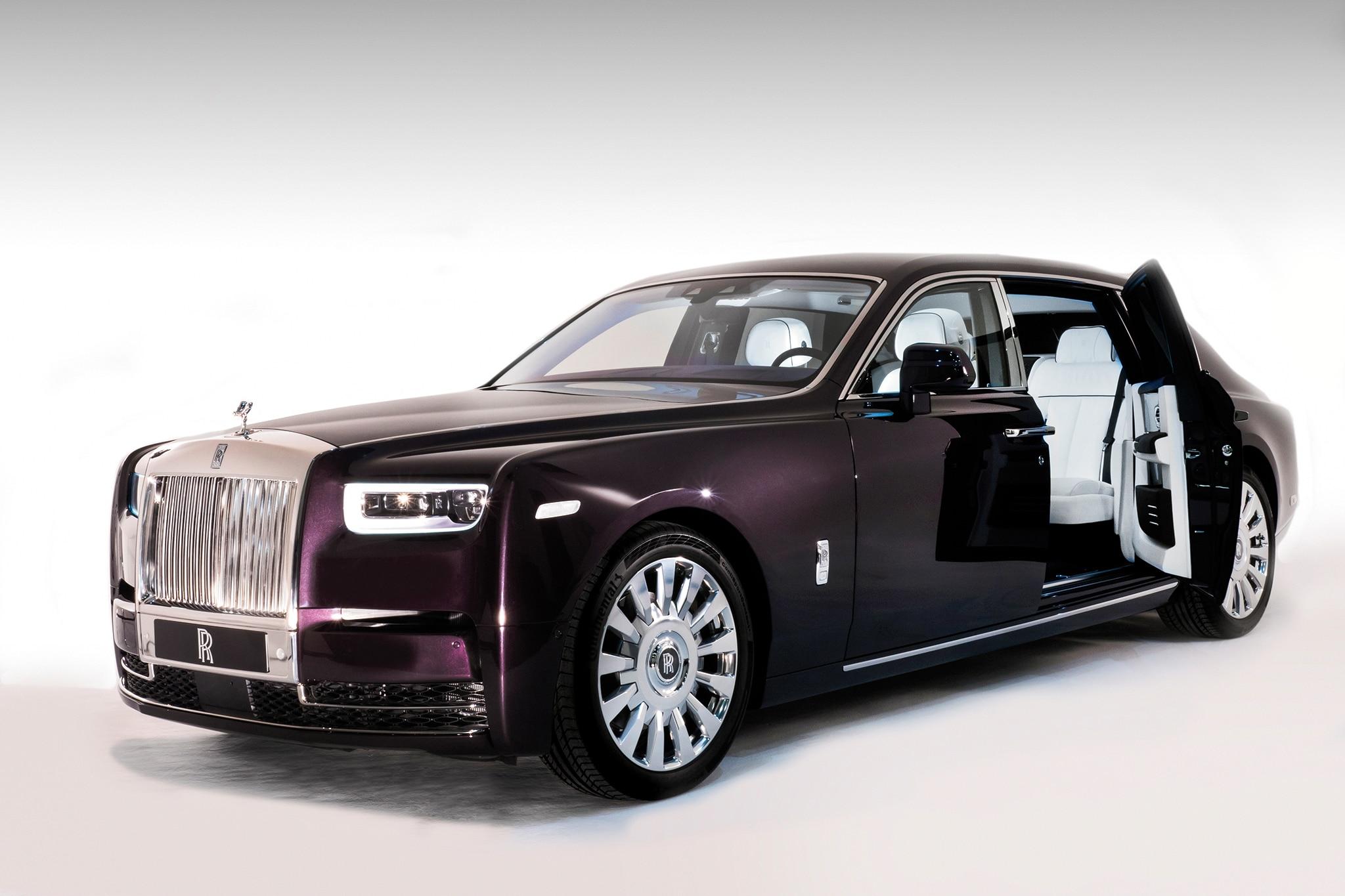 Deep Dive: Rolls-Royce Phantom VIII | Automobile Magazine