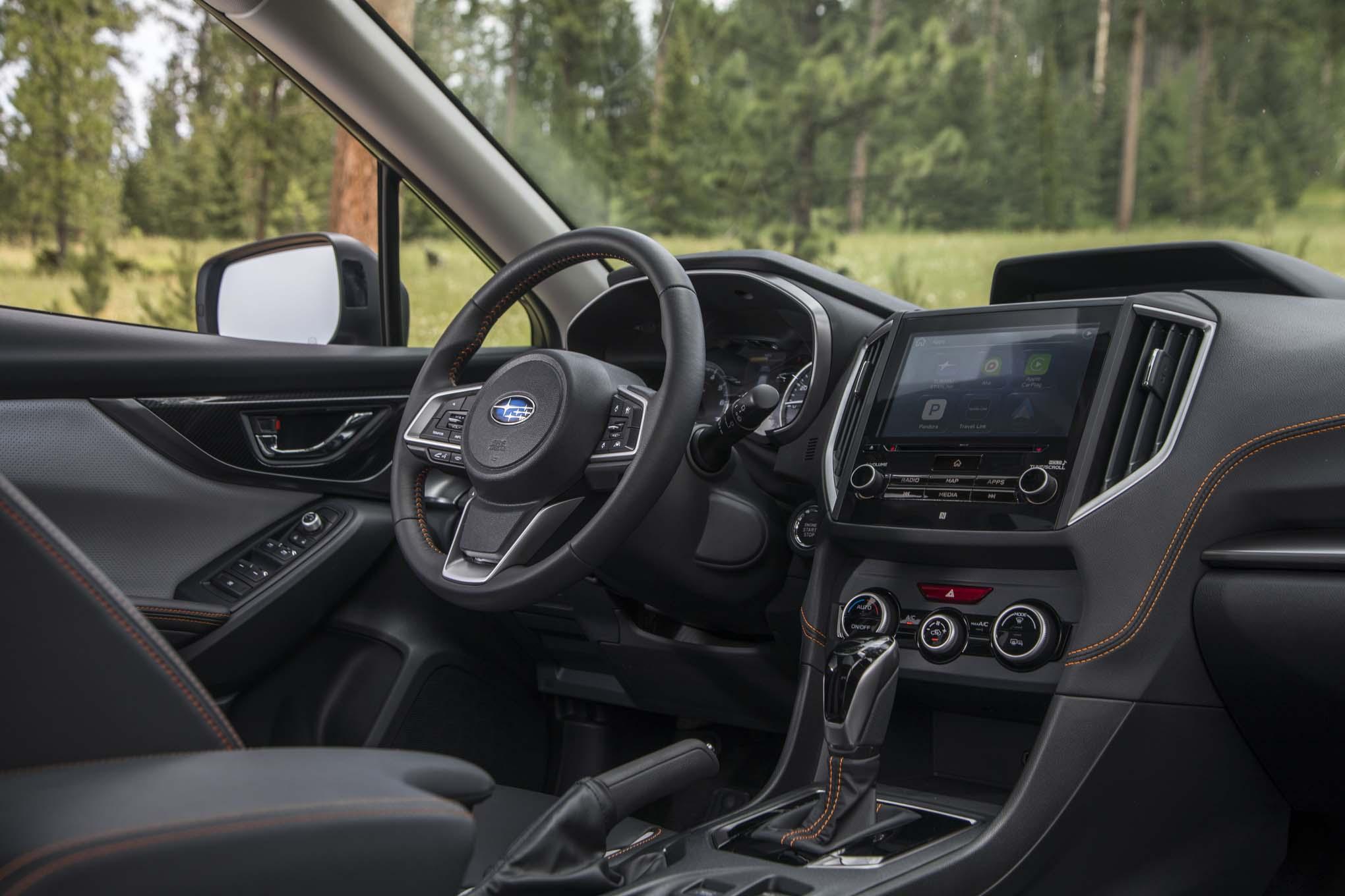 2018 subaru crosstrek limited one week review - Subaru crosstrek interior lighting ...